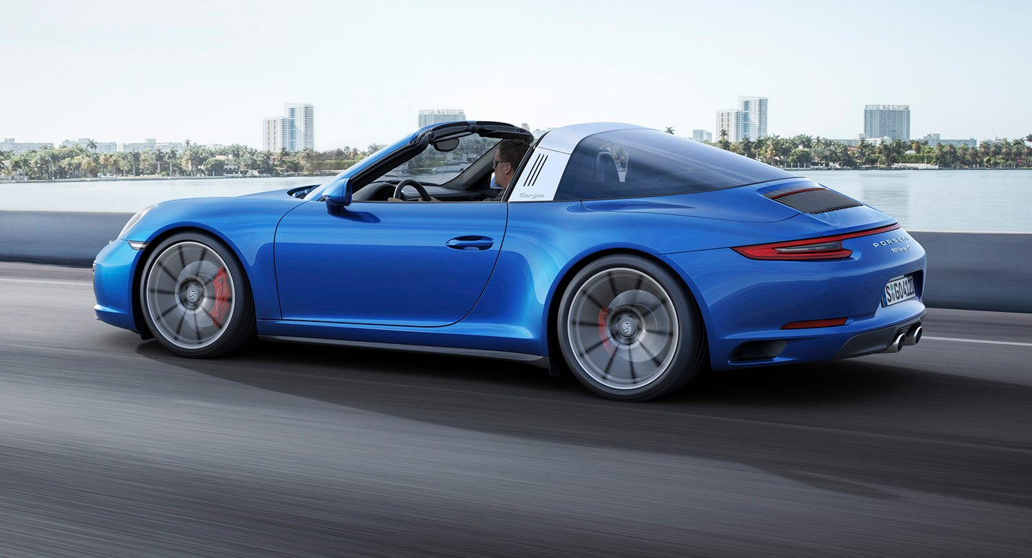 2016 Porsche 911 Carrera 4 Targa 4 Pricing And Specifications Photos Caradvice