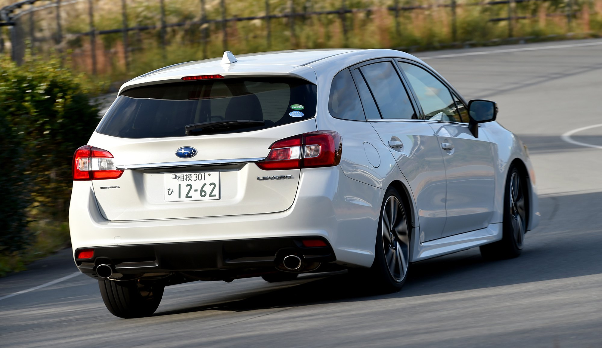 2016 Subaru Levorg GT Review - photos | CarAdvice