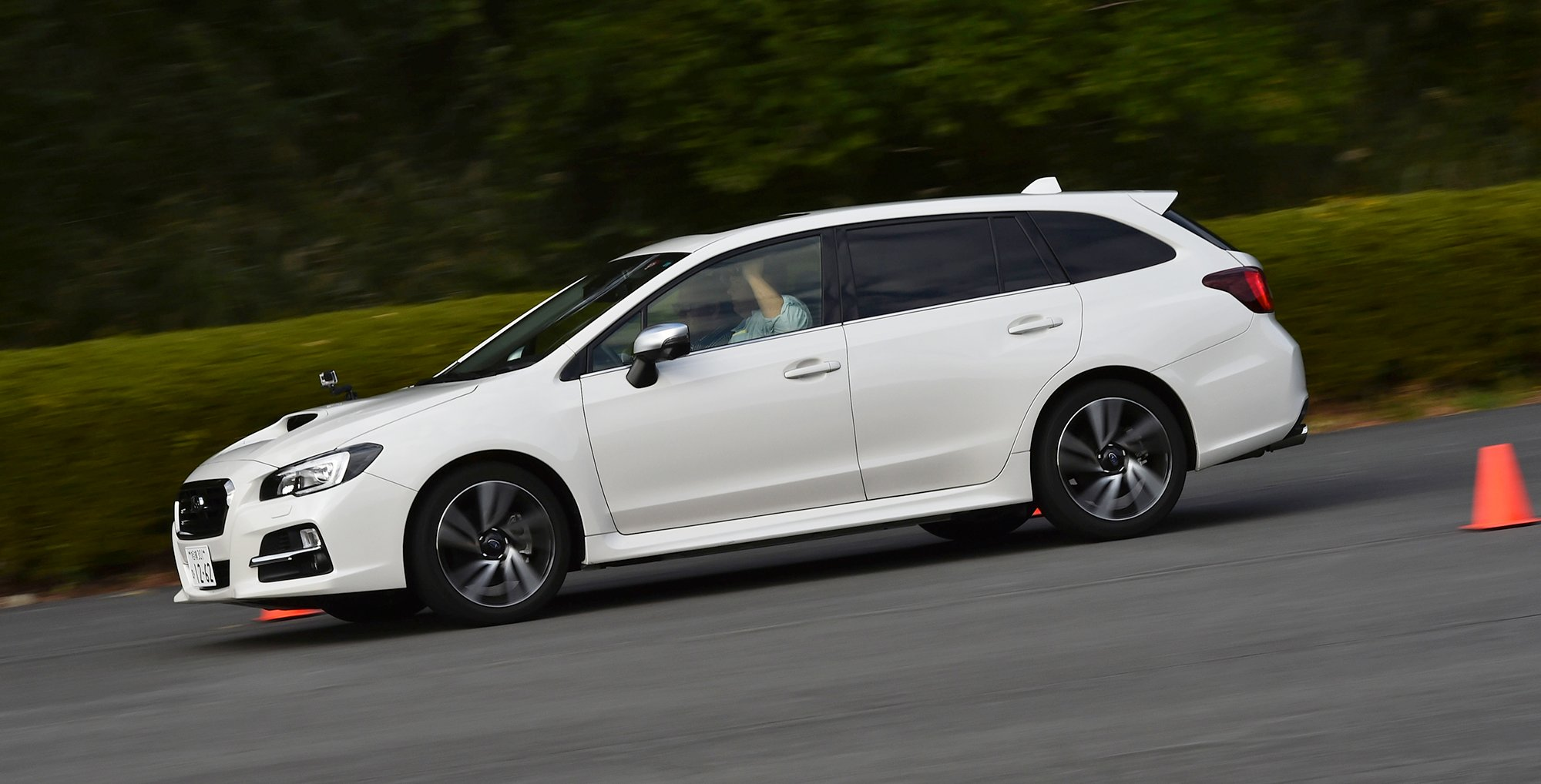 Subaru 2019 Wrx >> 2016 Subaru Levorg GT Review - photos | CarAdvice
