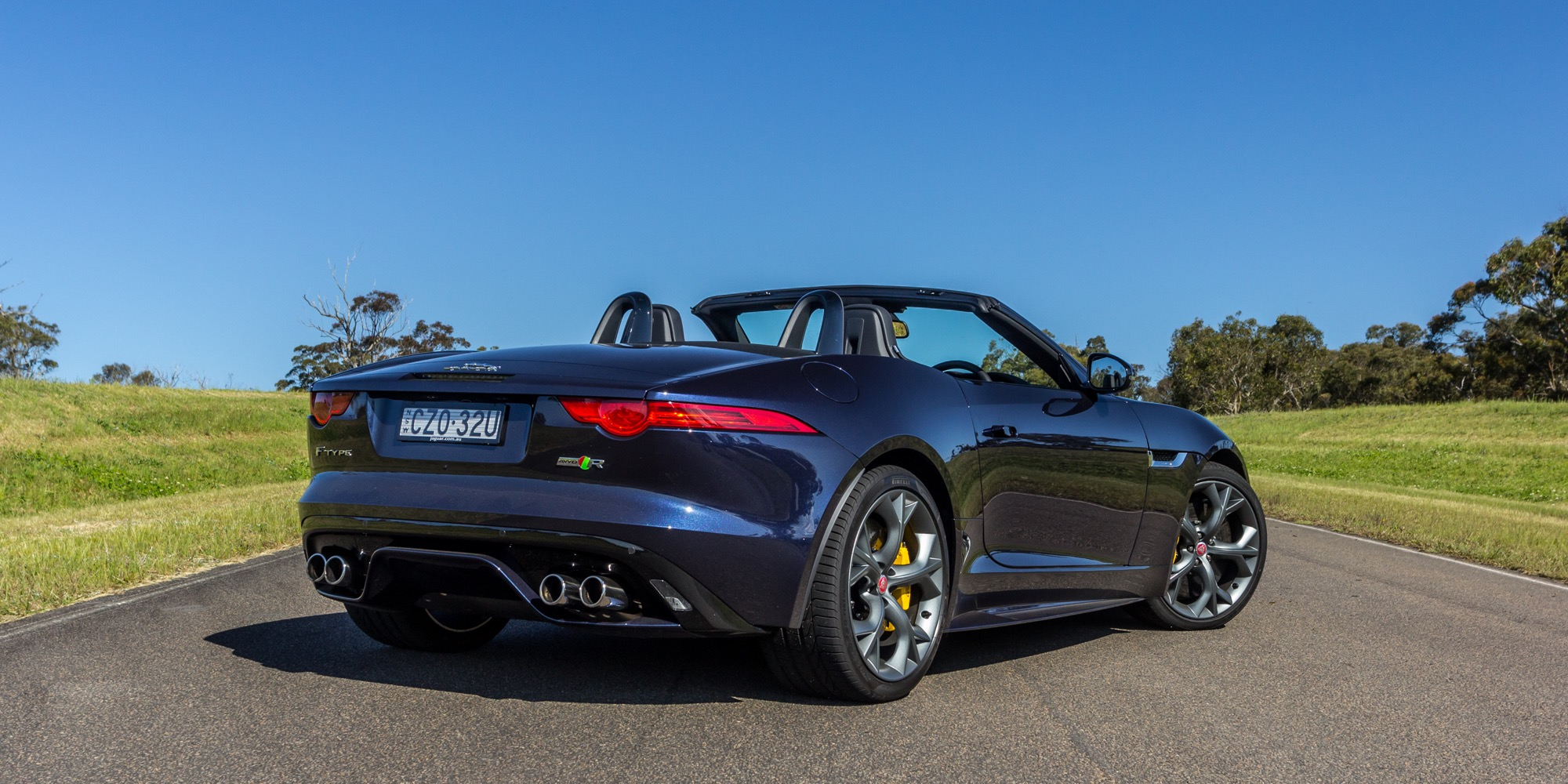 2015 Jaguar F Type R Review Awd Convertible Photos