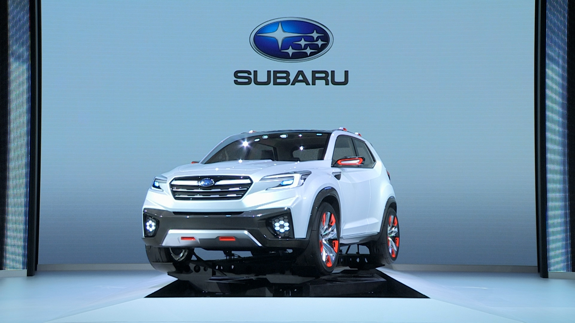 Subaru Global Platform: Common architecture for all models ...