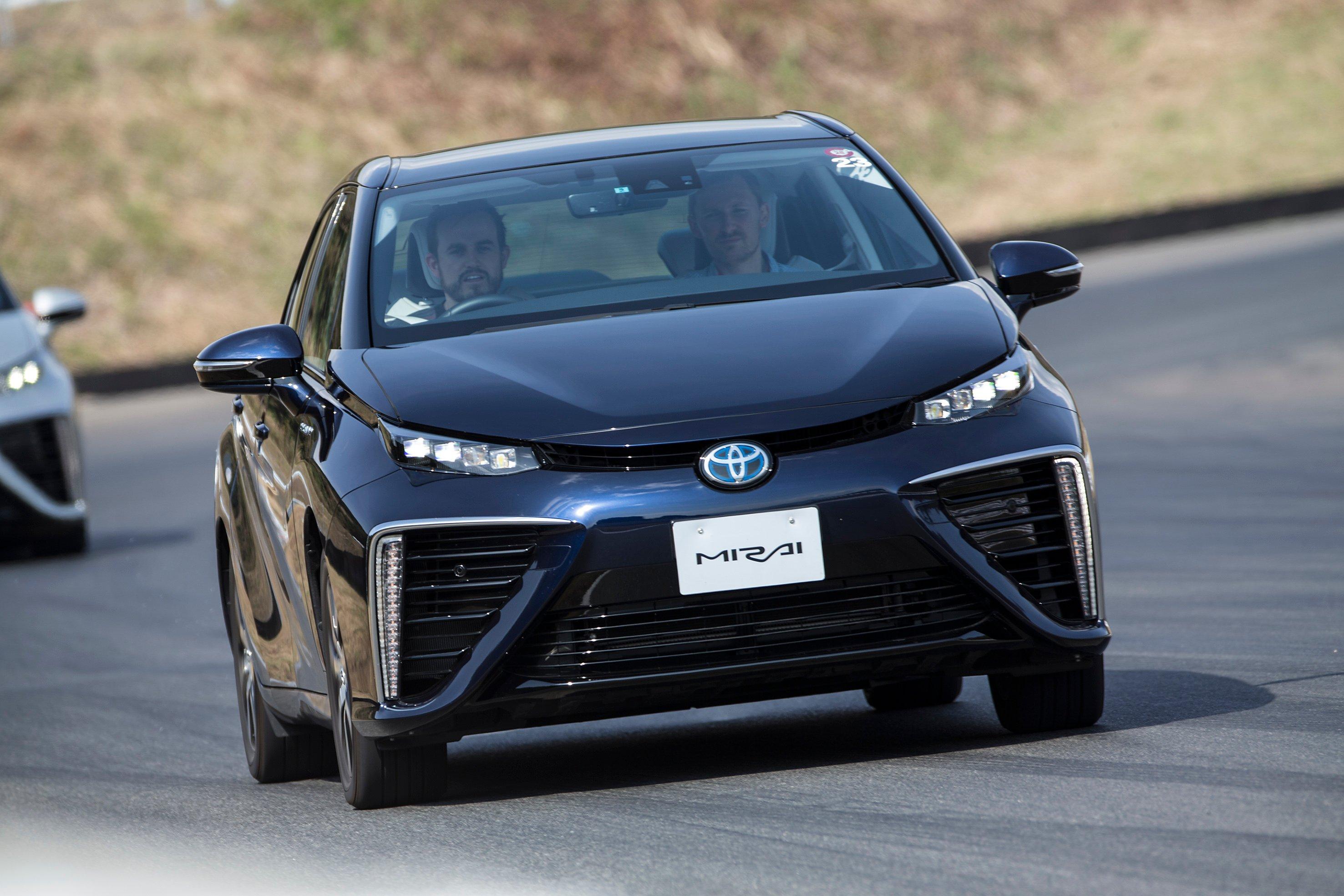Toyota Mirai Review: Quick drive - photos | CarAdvice
