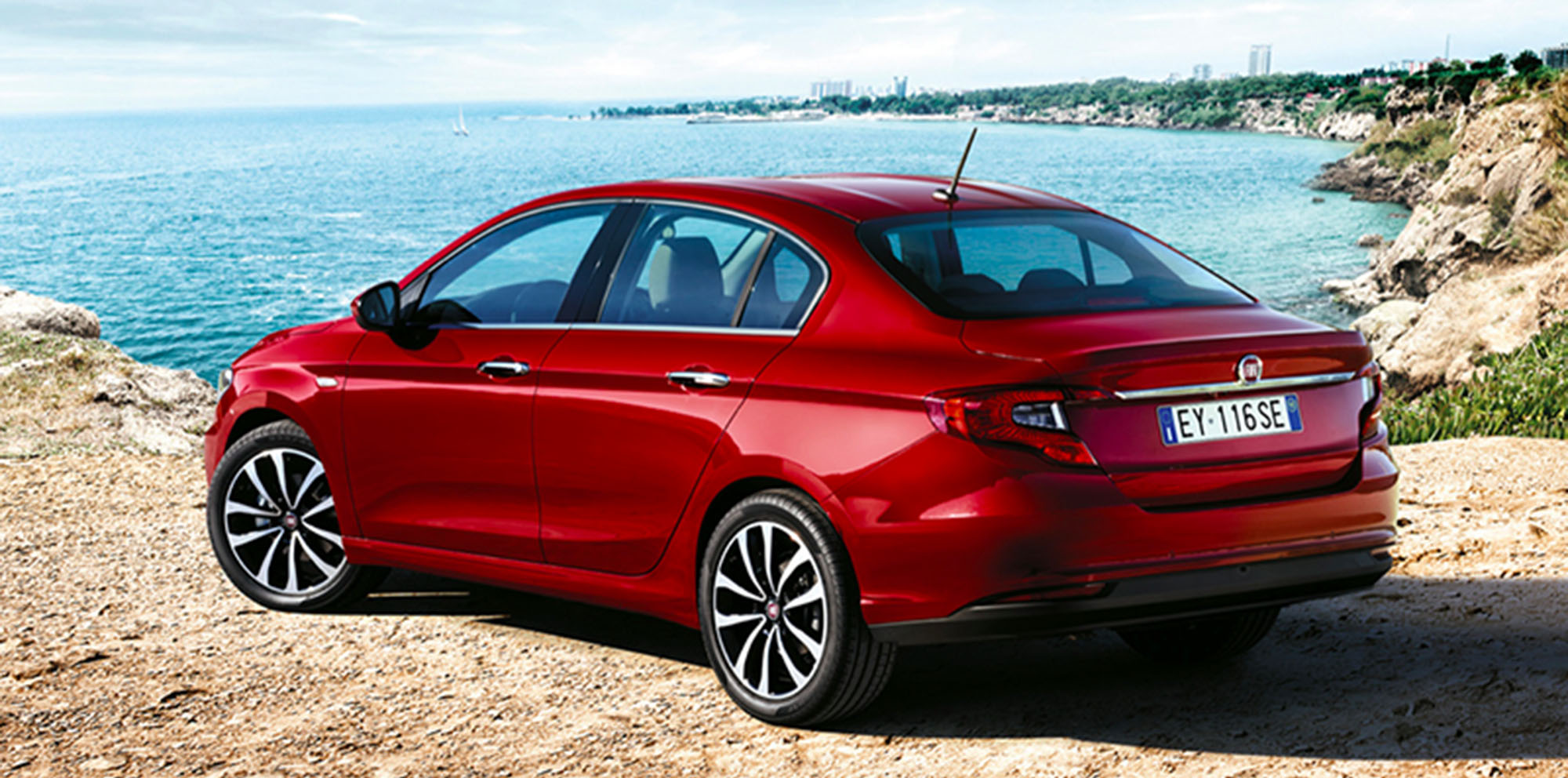 Fiat Tipo Will Be Available In Sedan Hatch And Wagon