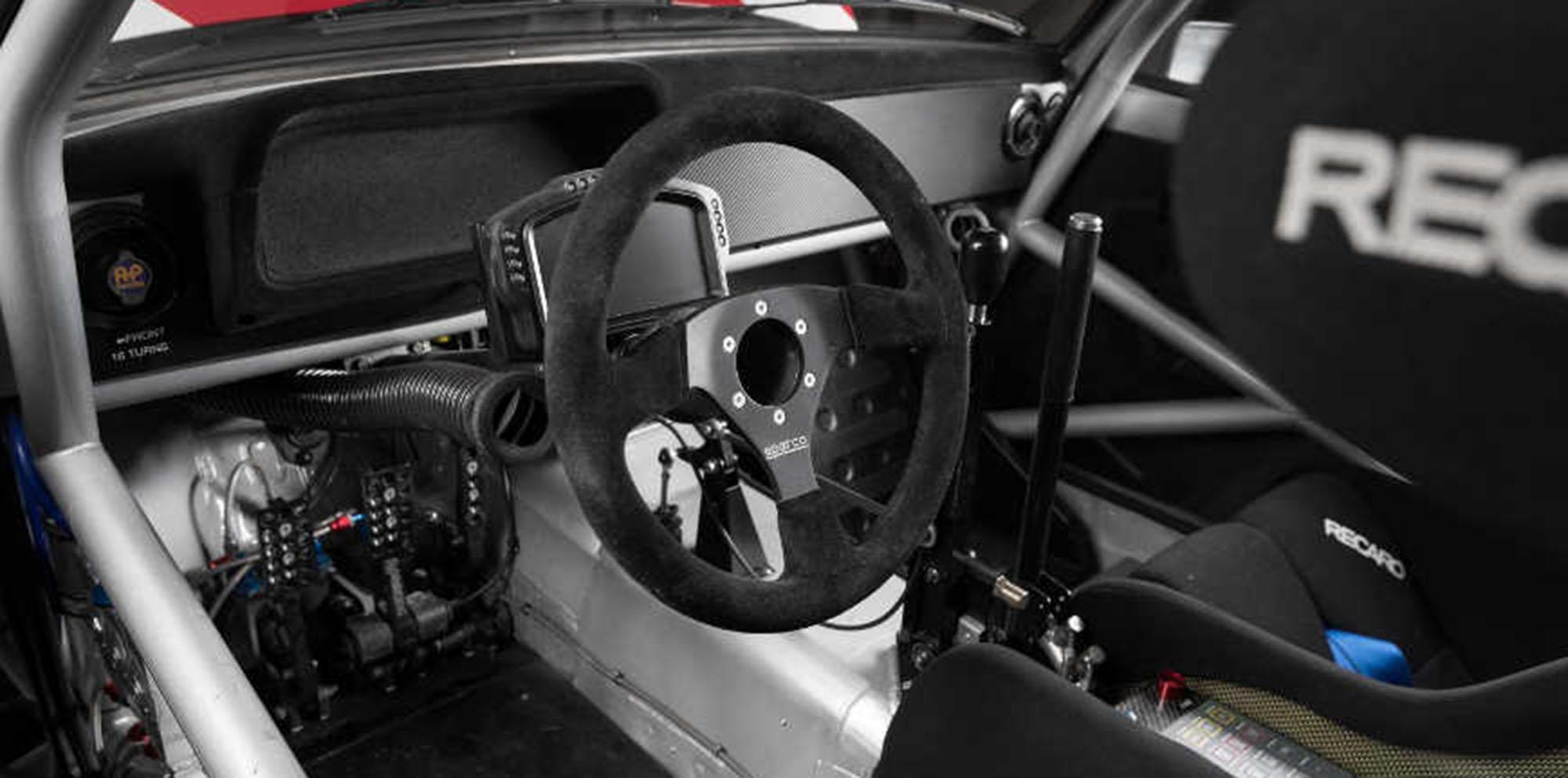 Mazda Cx 5 2015 Interior >> Ken Block reveals new RWD Ford Escort Gymkhana vehicle - photos | CarAdvice