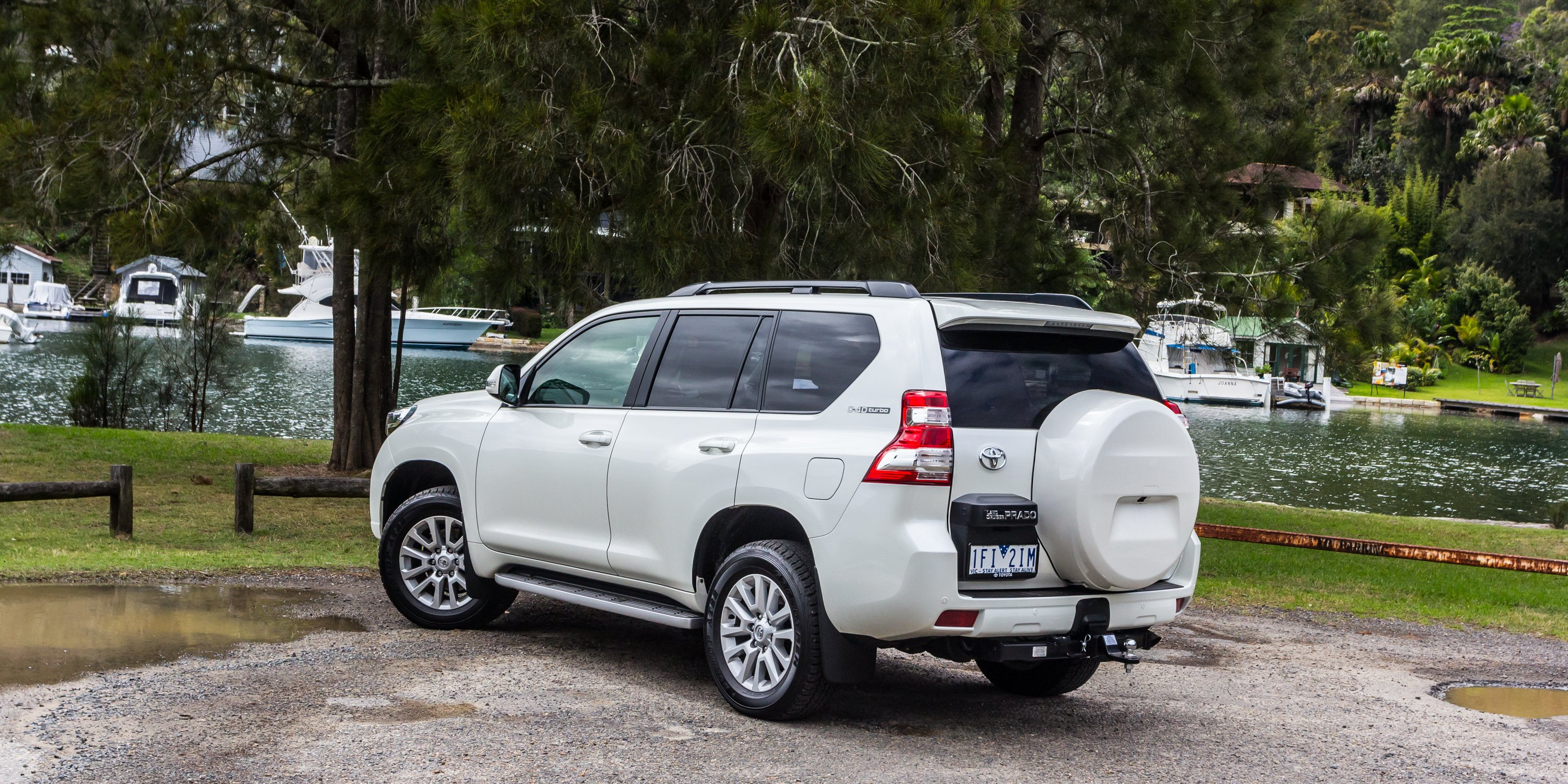 2016 Toyota Landcruiser Prado Vx Long Term Report One