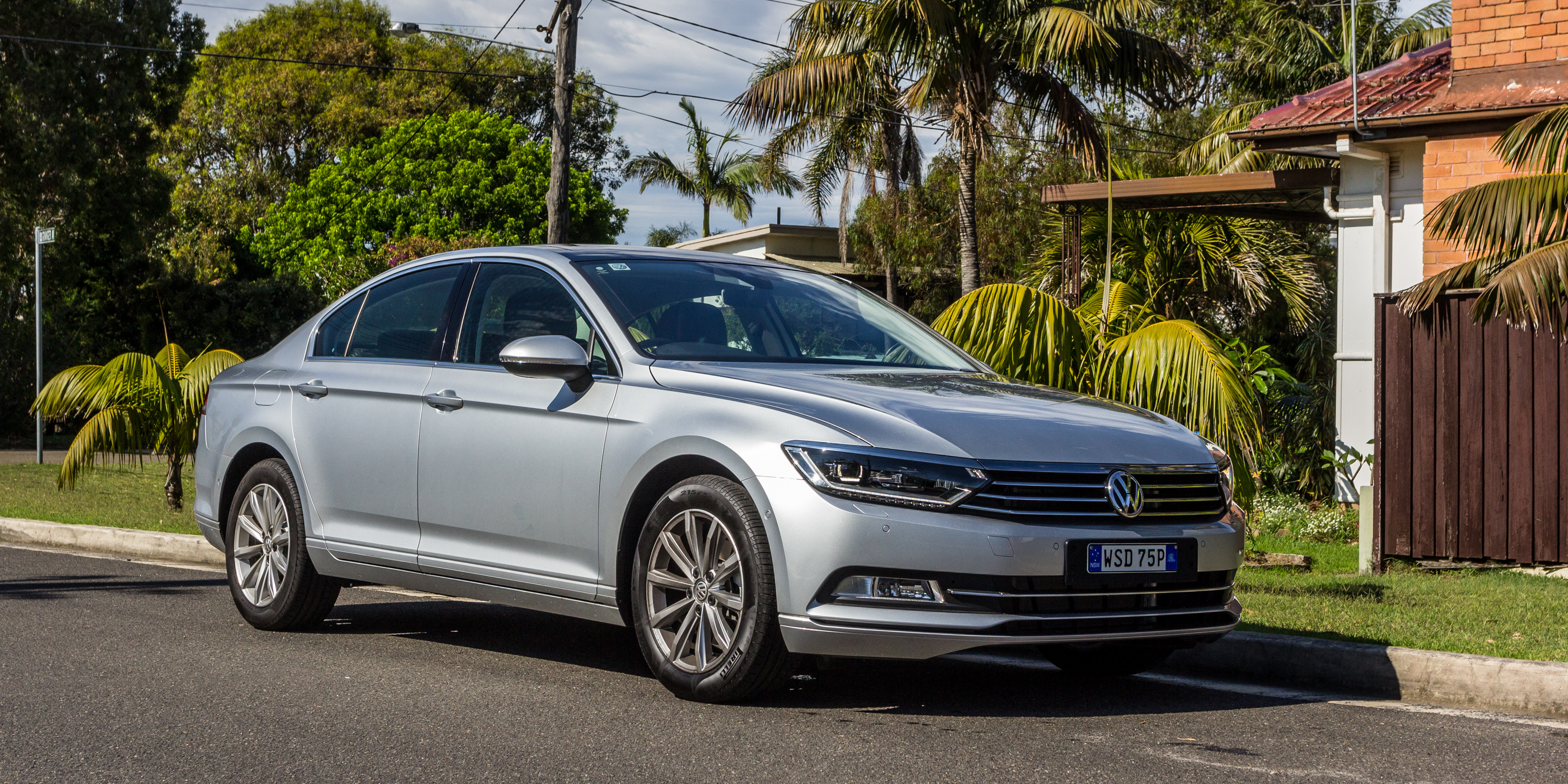 2016 volkswagen passat 132tsi comfortline review photos