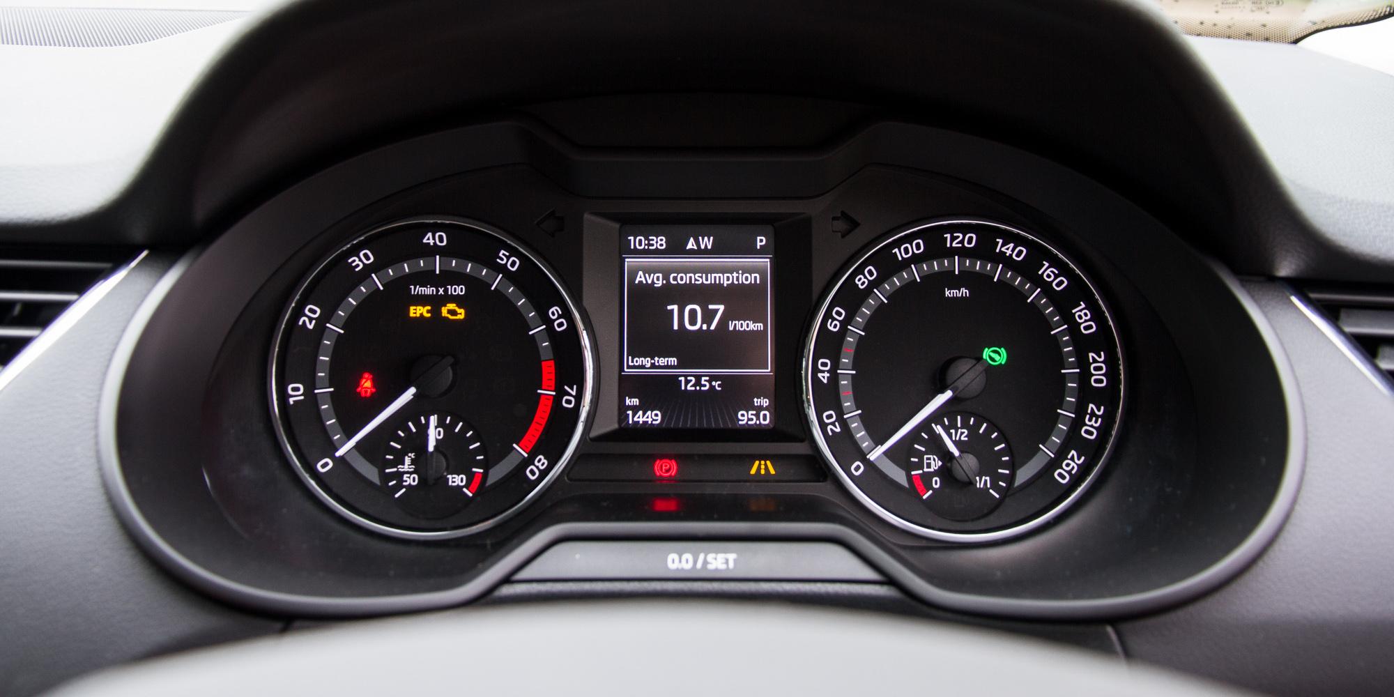 2016 Skoda Octavia Scout Review : 132 TSI Premium - photos | CarAdvice