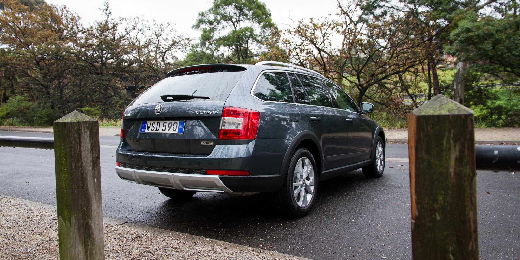 2016 Skoda Octavia Scout Review : 132 TSI Premium - photos ...
