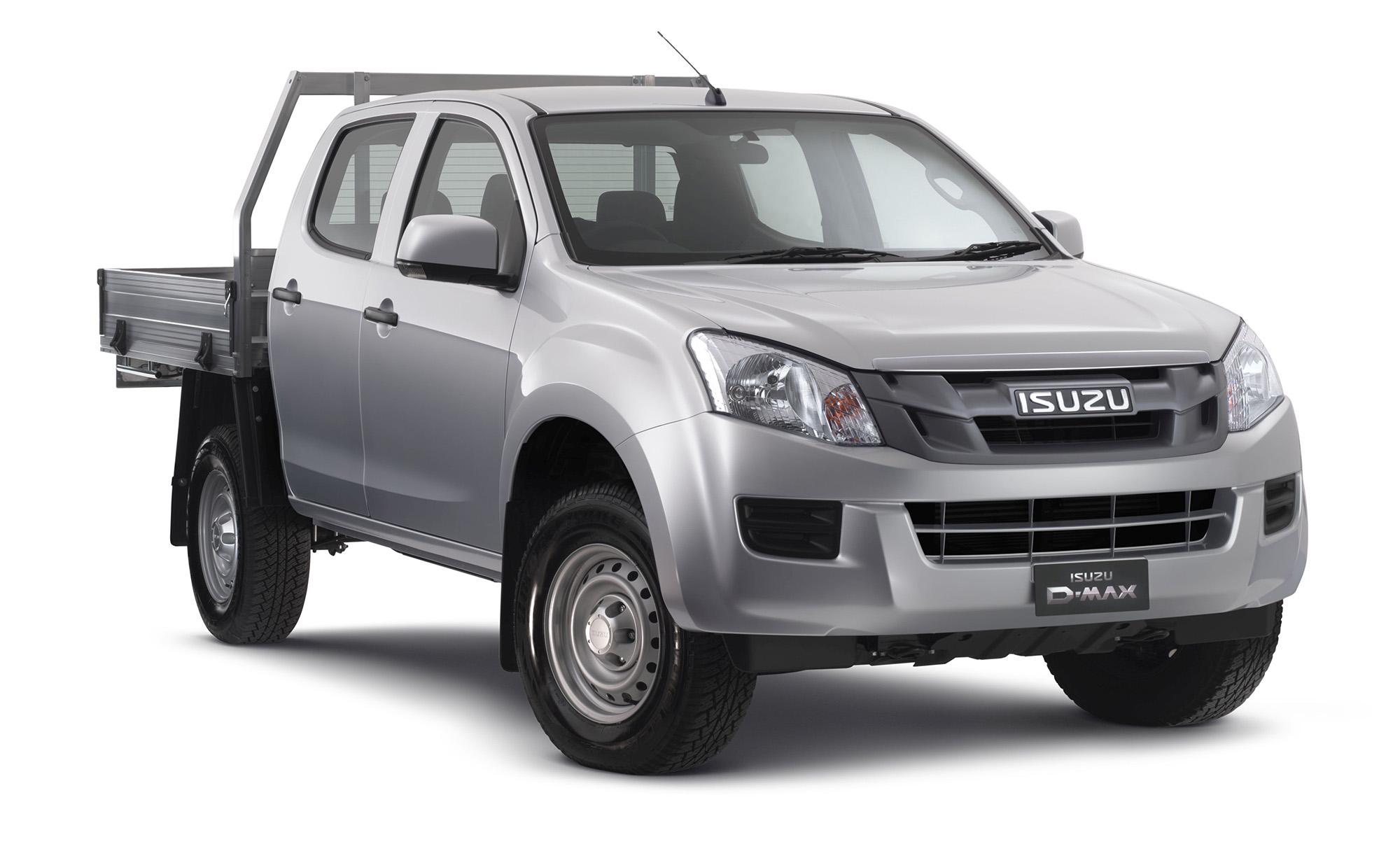 Isuzu Ute Australia Adds New D Max Mu X 4x2 Models Ute