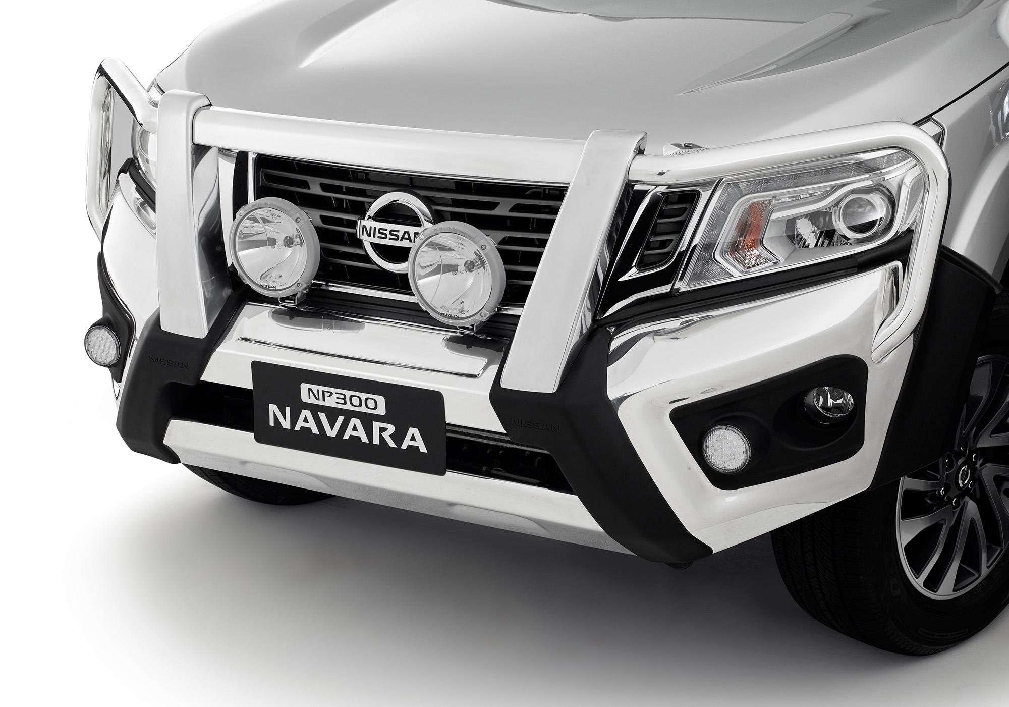 Mike Auto Sales >> 2015 Nissan Navara bullbar scores ANCAP five-star safety ...
