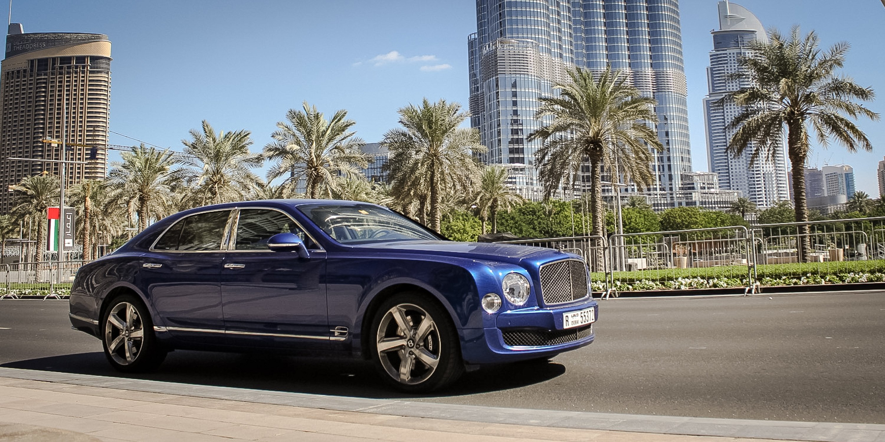2016 Ford Gt Top Speed >> 2016 Bentley Mulsanne Speed Review : Abu Dhabi to Dubai - photos | CarAdvice