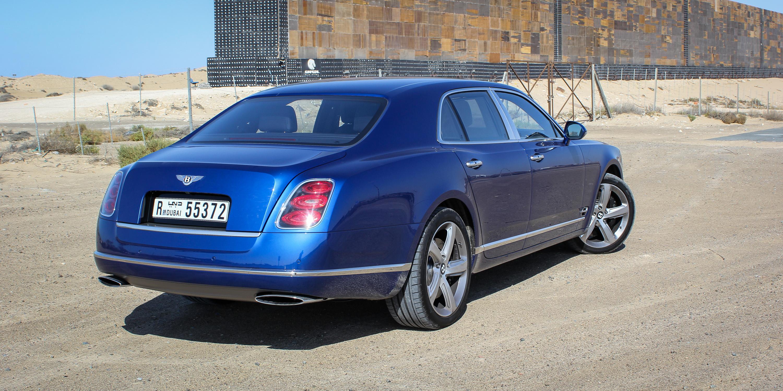 2016 Bentley Mulsanne Speed Review Abu Dhabi To Dubai