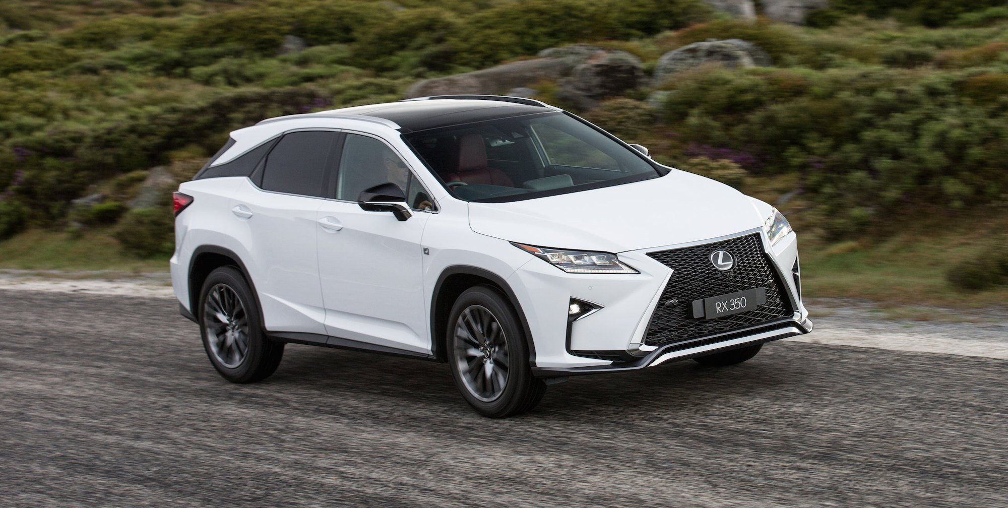 Mazda Cx >> 2016 Lexus RX Review - photos | CarAdvice