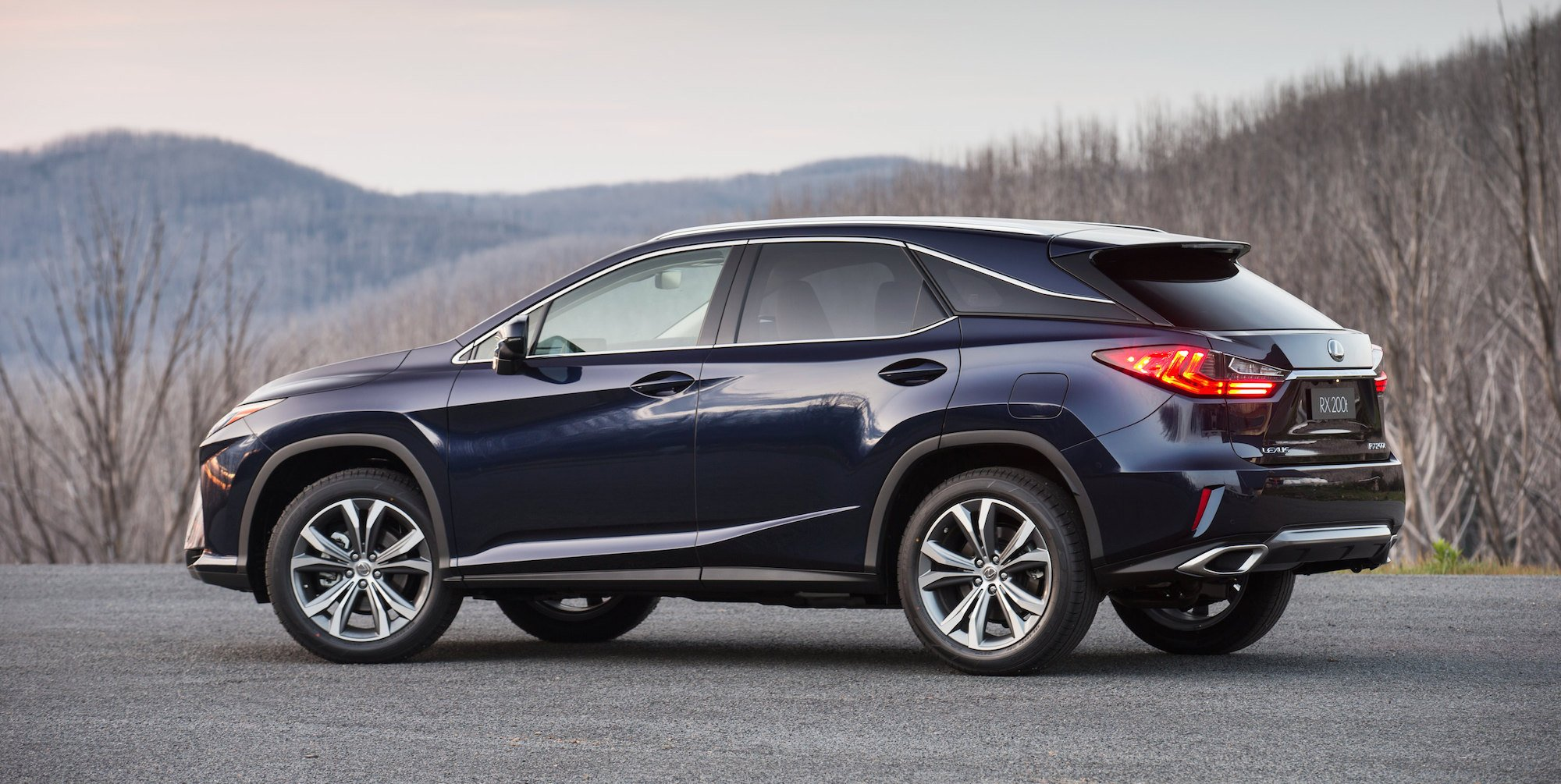 New Lexus Suv >> 2016 Lexus RX Review - photos | CarAdvice