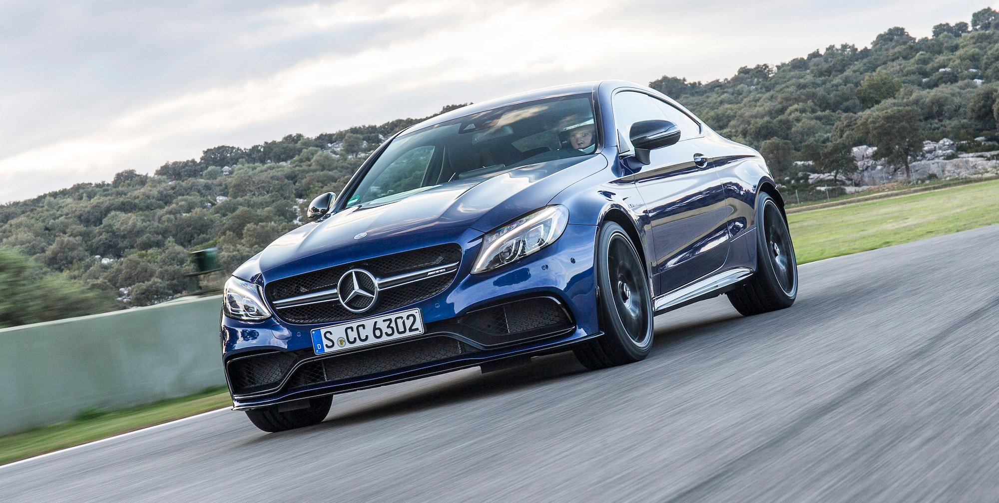 2016 mercedes amg c63 s coupe review caradvice. Black Bedroom Furniture Sets. Home Design Ideas