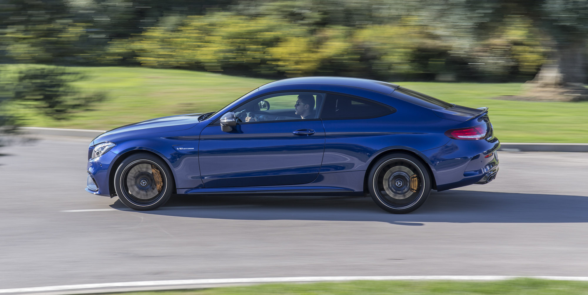 2016 Mercedes-AMG C63 S Coupe Review - photos | CarAdvice