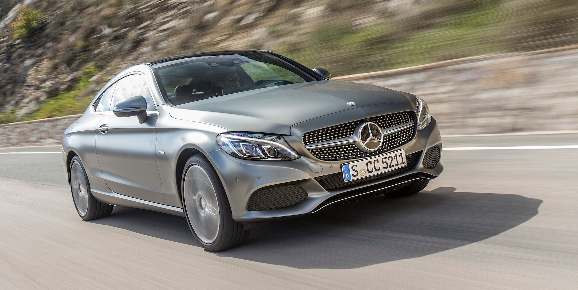 2016 mercedes benz c class coupe review photos caradvice for Mercedes benz c class review