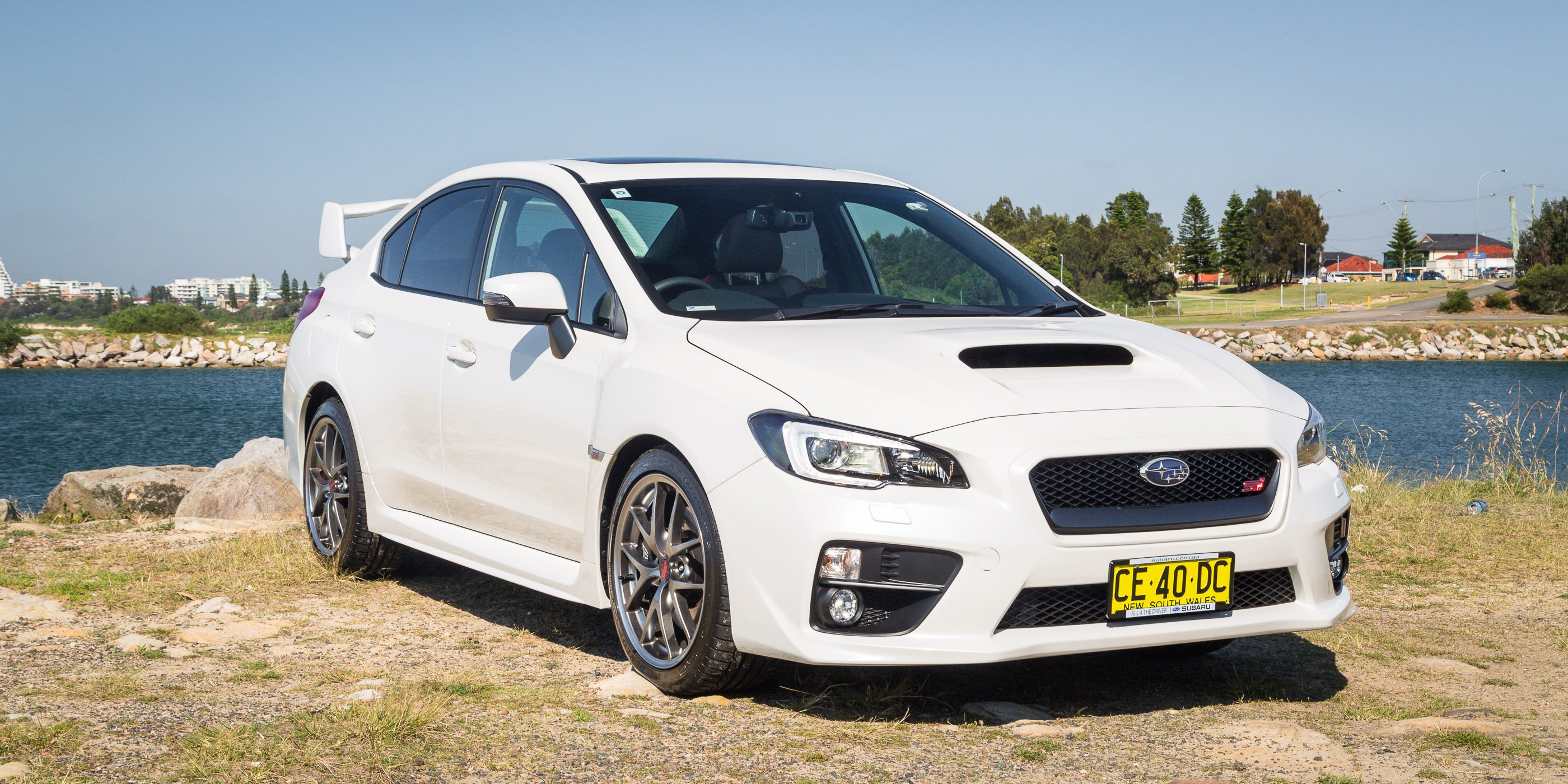 2015 subaru wrx sti premium review photos caradvice. Black Bedroom Furniture Sets. Home Design Ideas