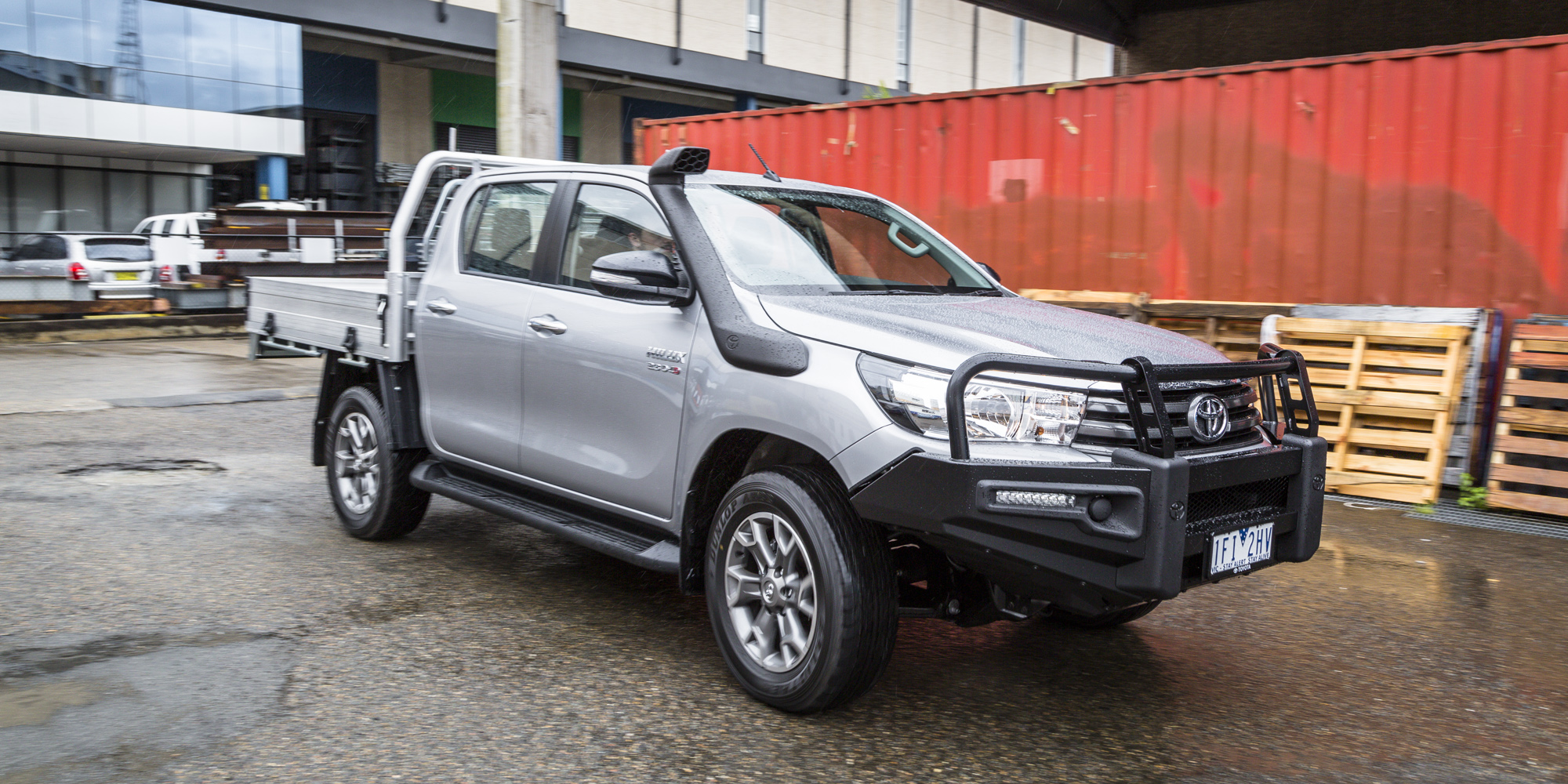toyota trd hilux review autos post. Black Bedroom Furniture Sets. Home Design Ideas