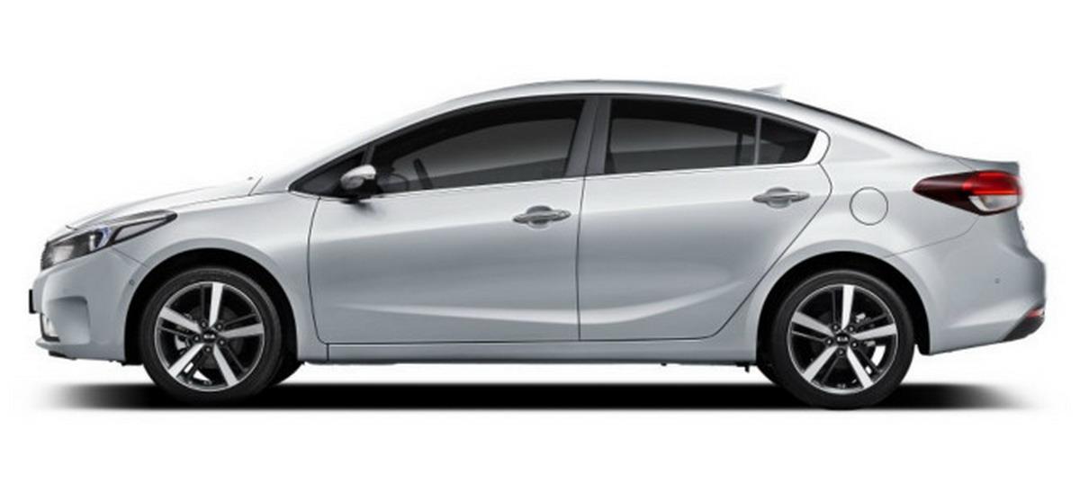 Kia Forte K Car Price