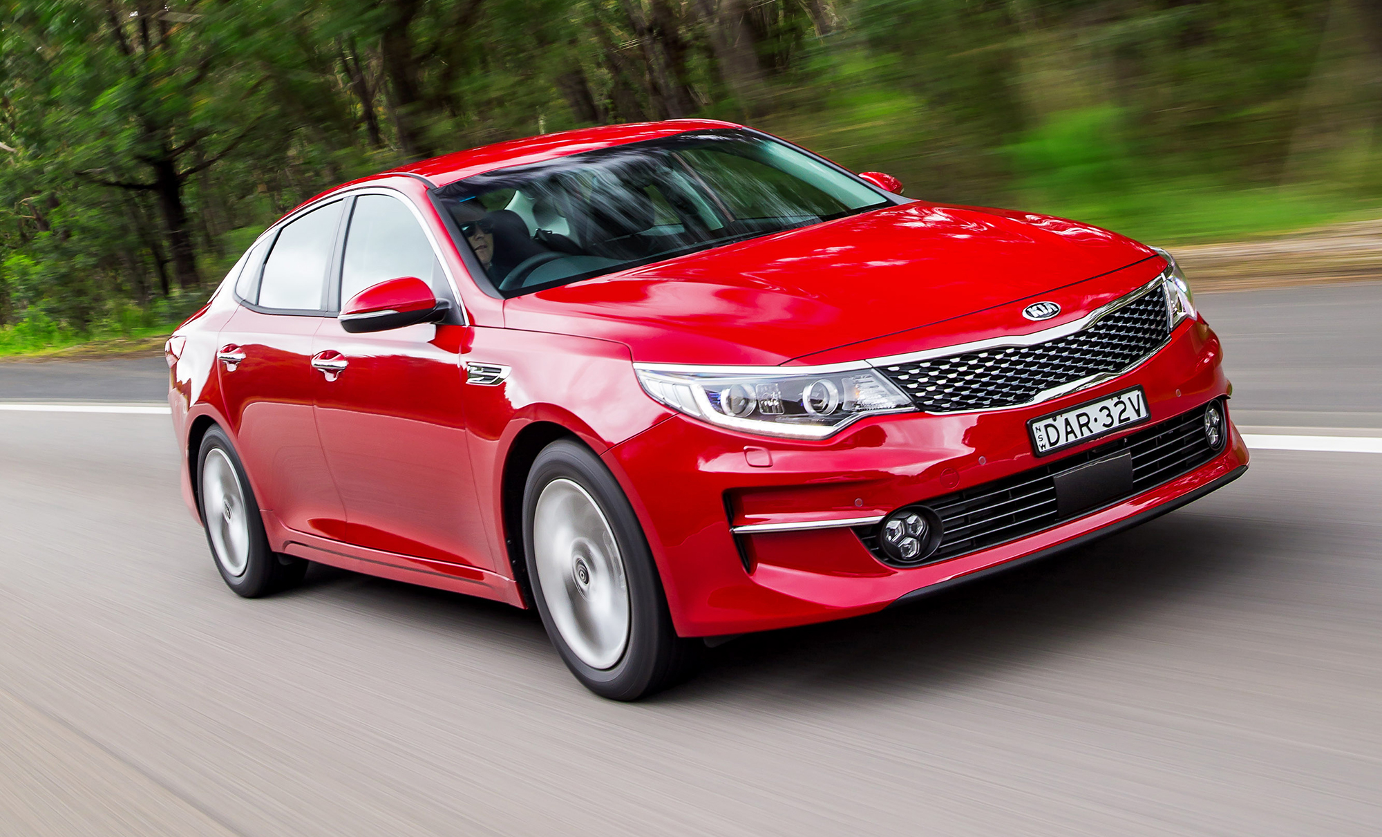2016 Kia Optima Pricing And Specifications Photos