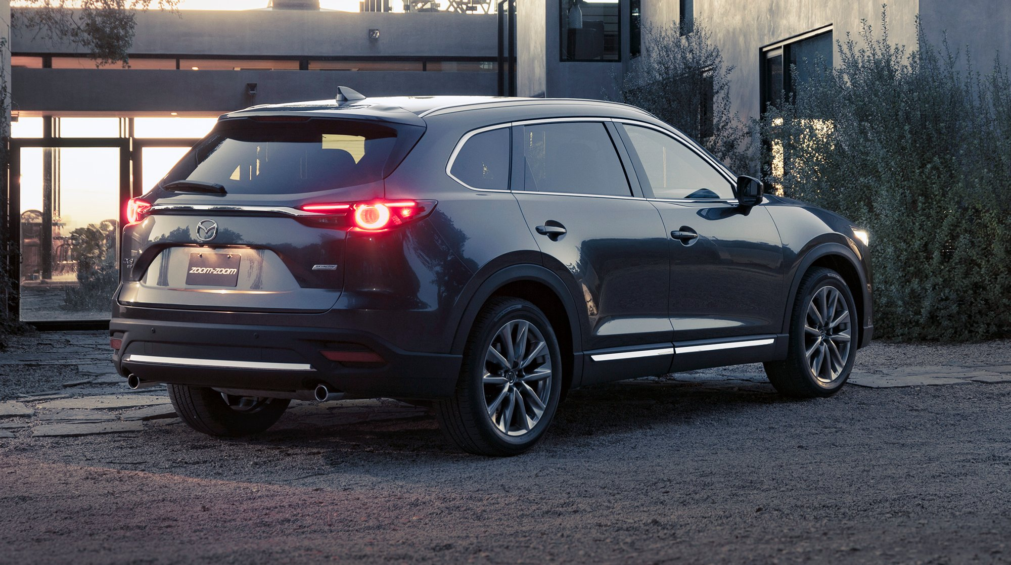 Mazda Cx 5 Awd >> 2016 Mazda CX-9 revealed with new 2.5 turbo engine - photos | CarAdvice