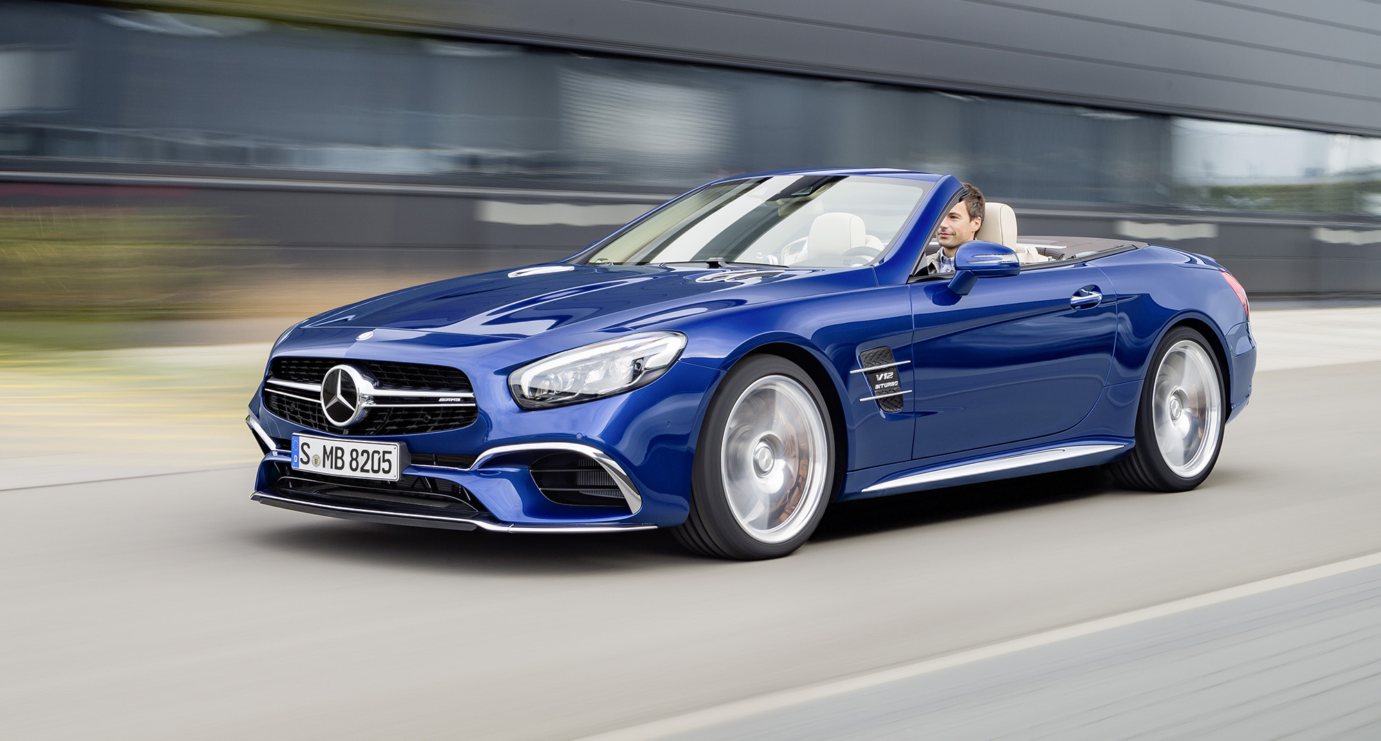 mercedes benz cars amg caradvice sl65 loading