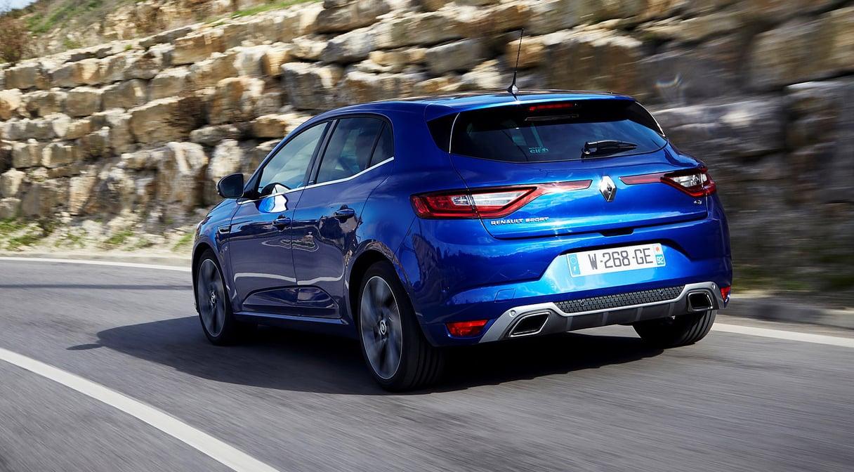 2016 Renault New Car