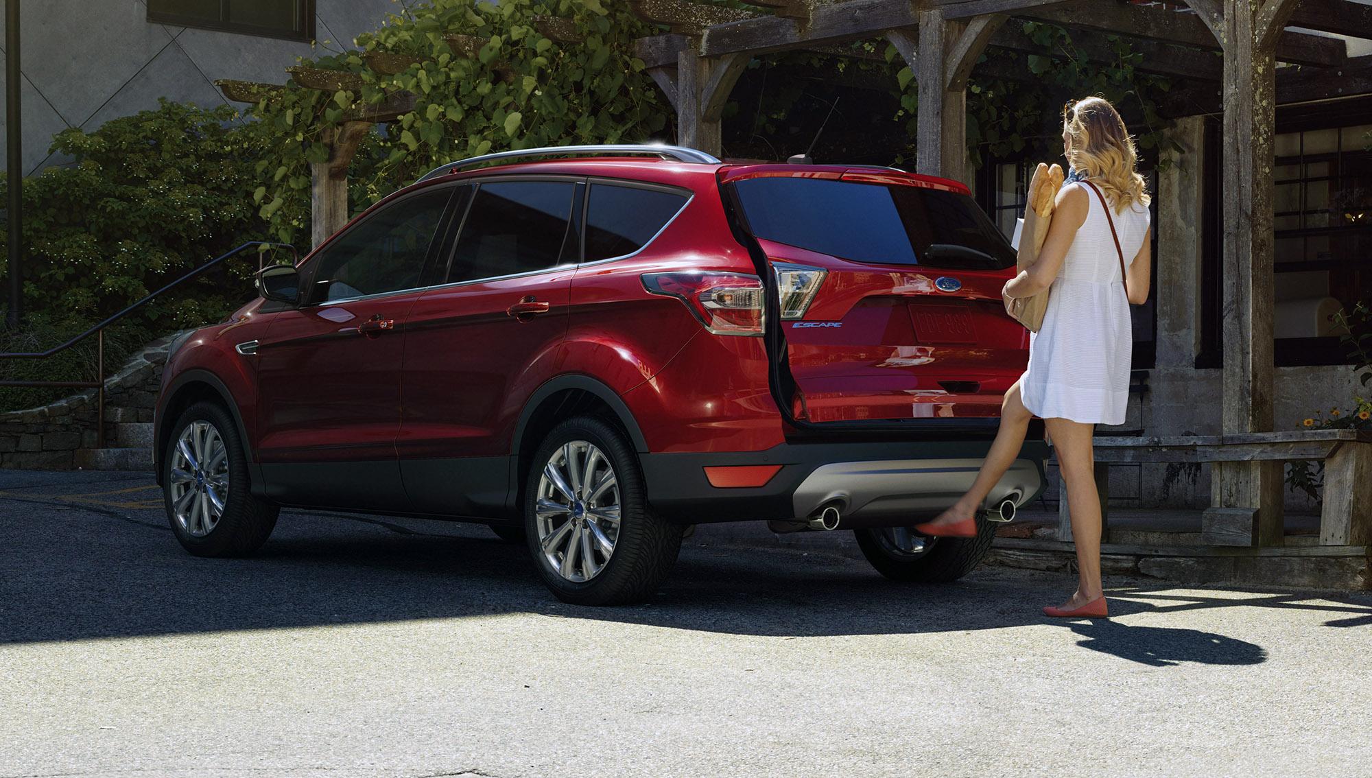 Image Result For Ford Kuga New Shape