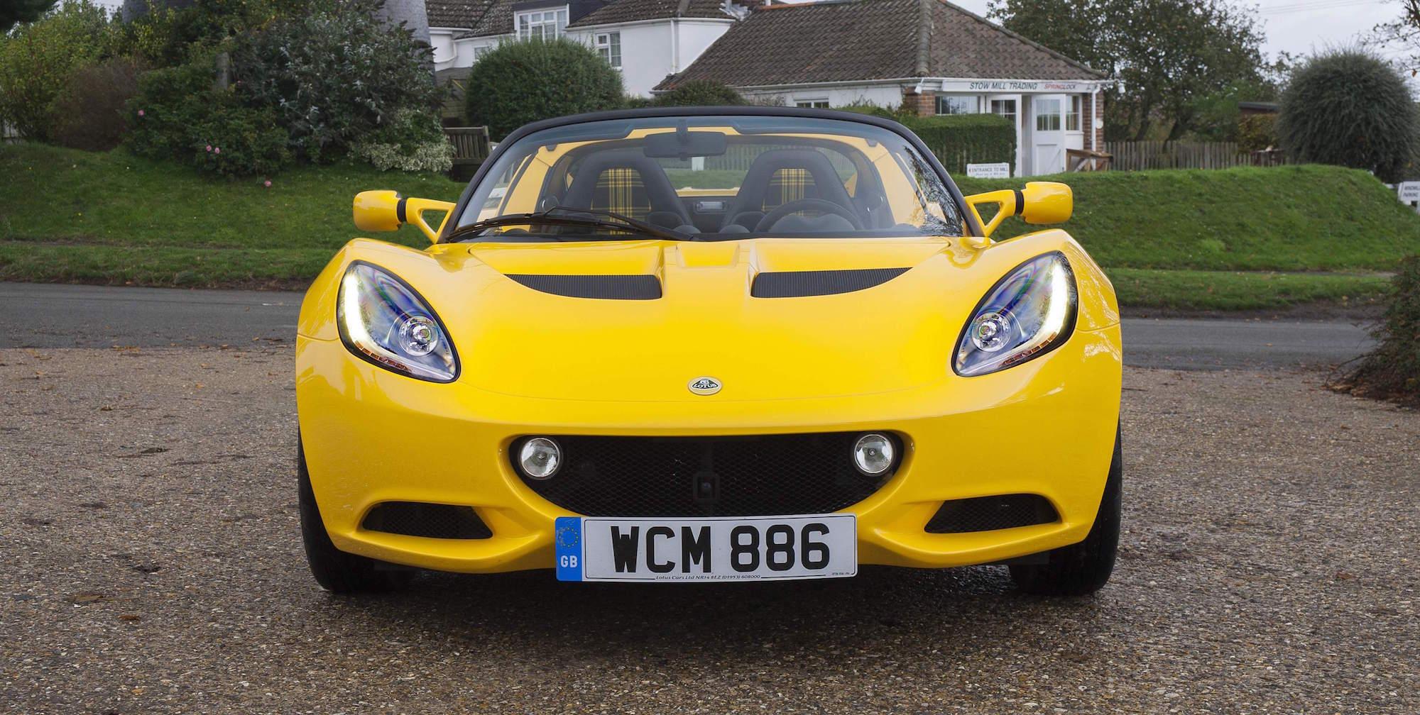 Lotus Elise Sport, Spo...