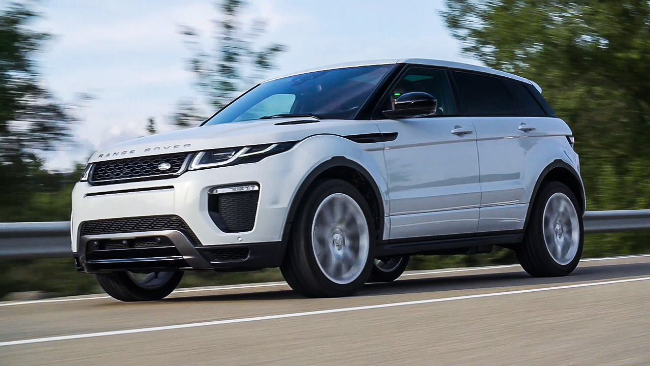 Jaguar Land Rover To Sue Over Chinese Evoque Knock Off
