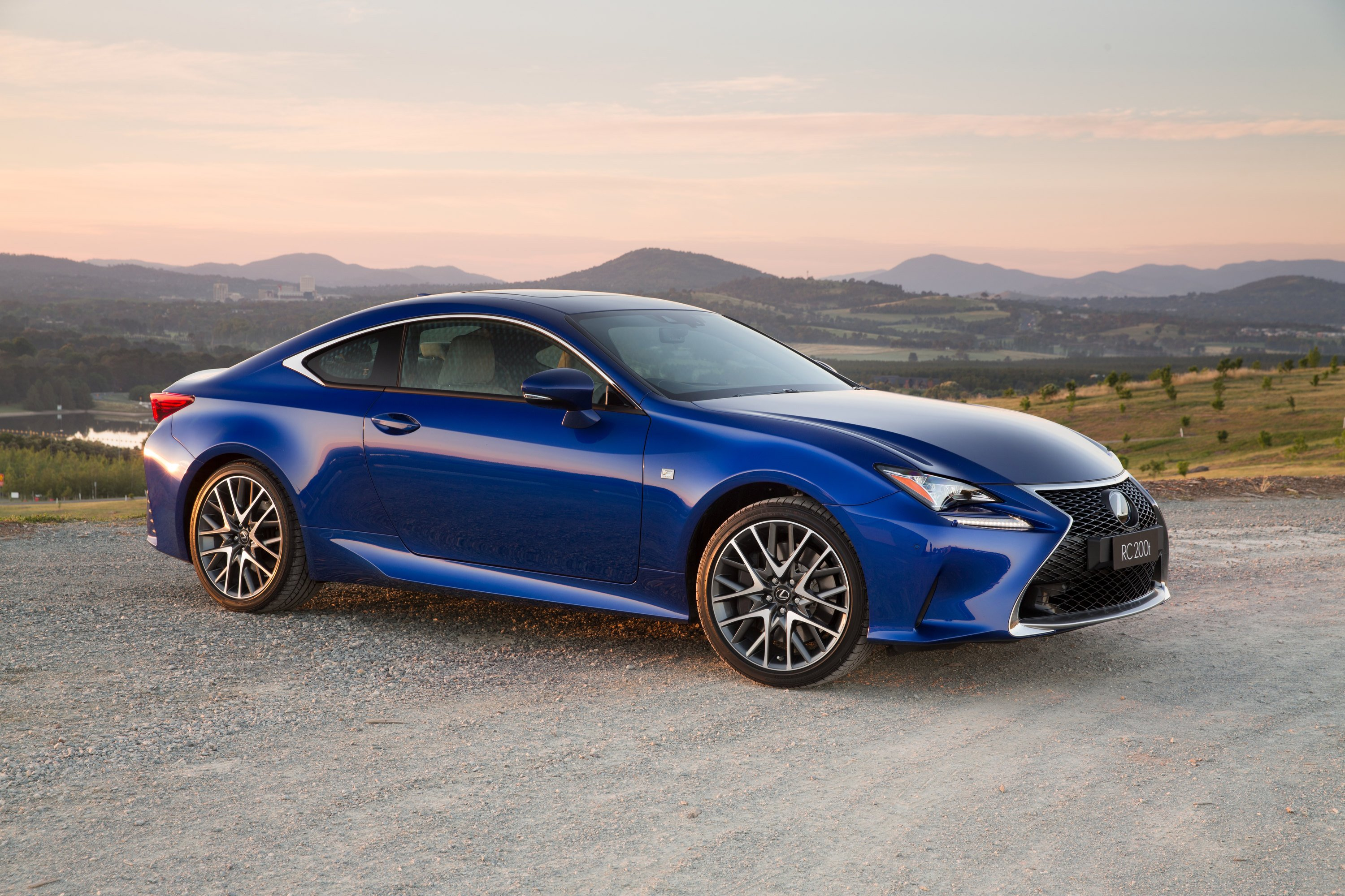 2016 Lexus Rc Coupe Pricing And Specifications Entry Level Turbo Model Added Prices Adjusted