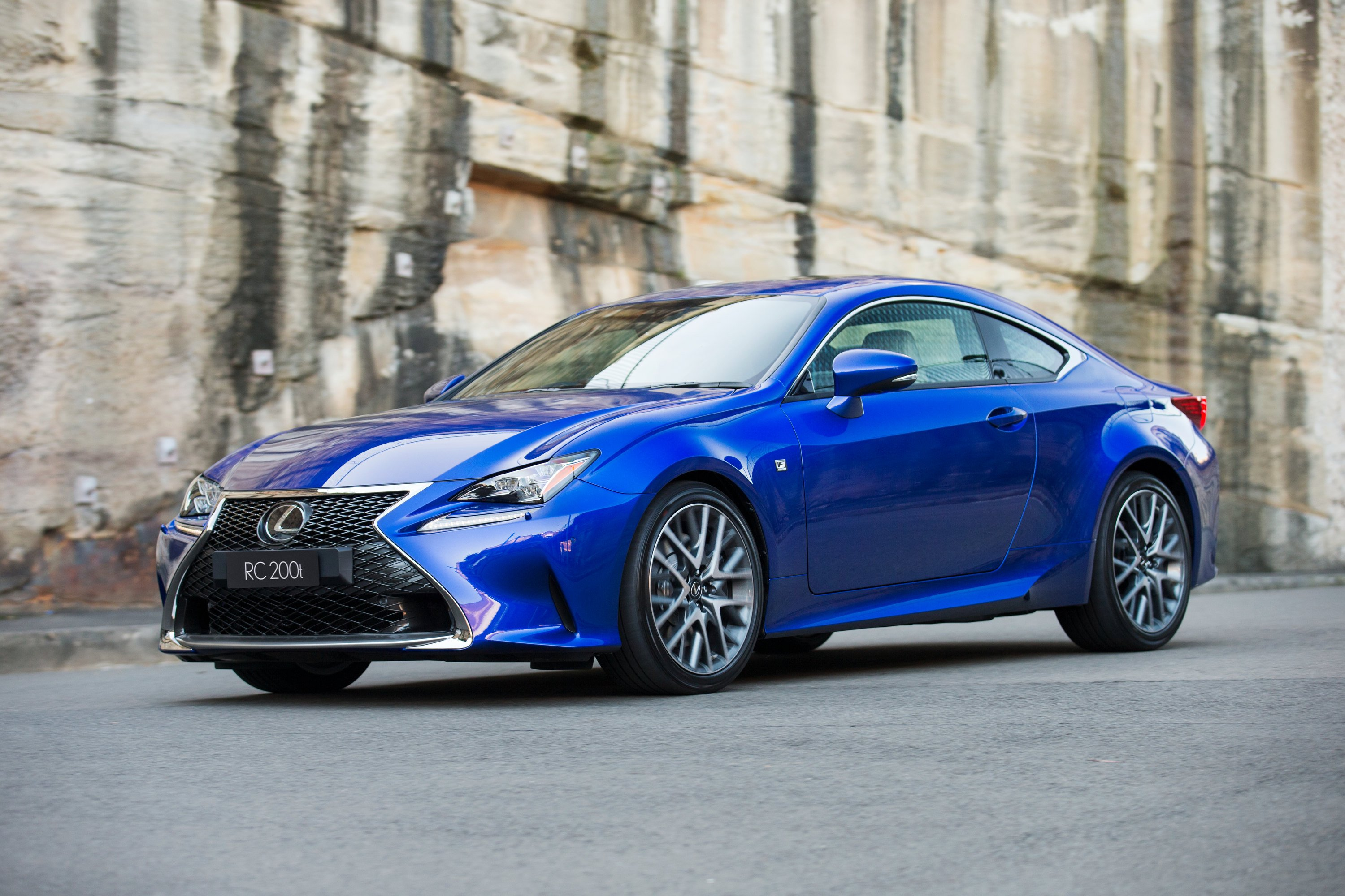 2016 Lexus Rc Coupe Pricing And Specifications Entry