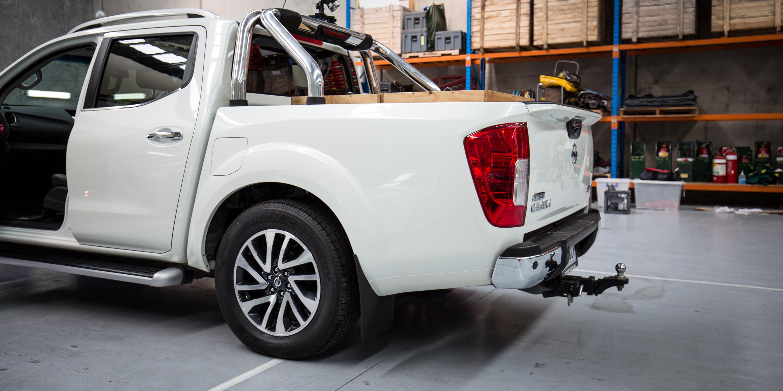 2016 Nissan Navara ST-X Review - photos   CarAdvice