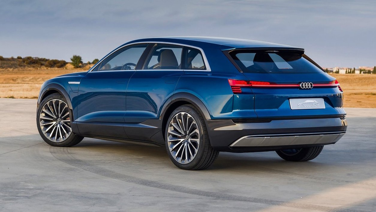 Audi Q6 h-tron concept to debut in Detroit - report - photos | CarAdvice