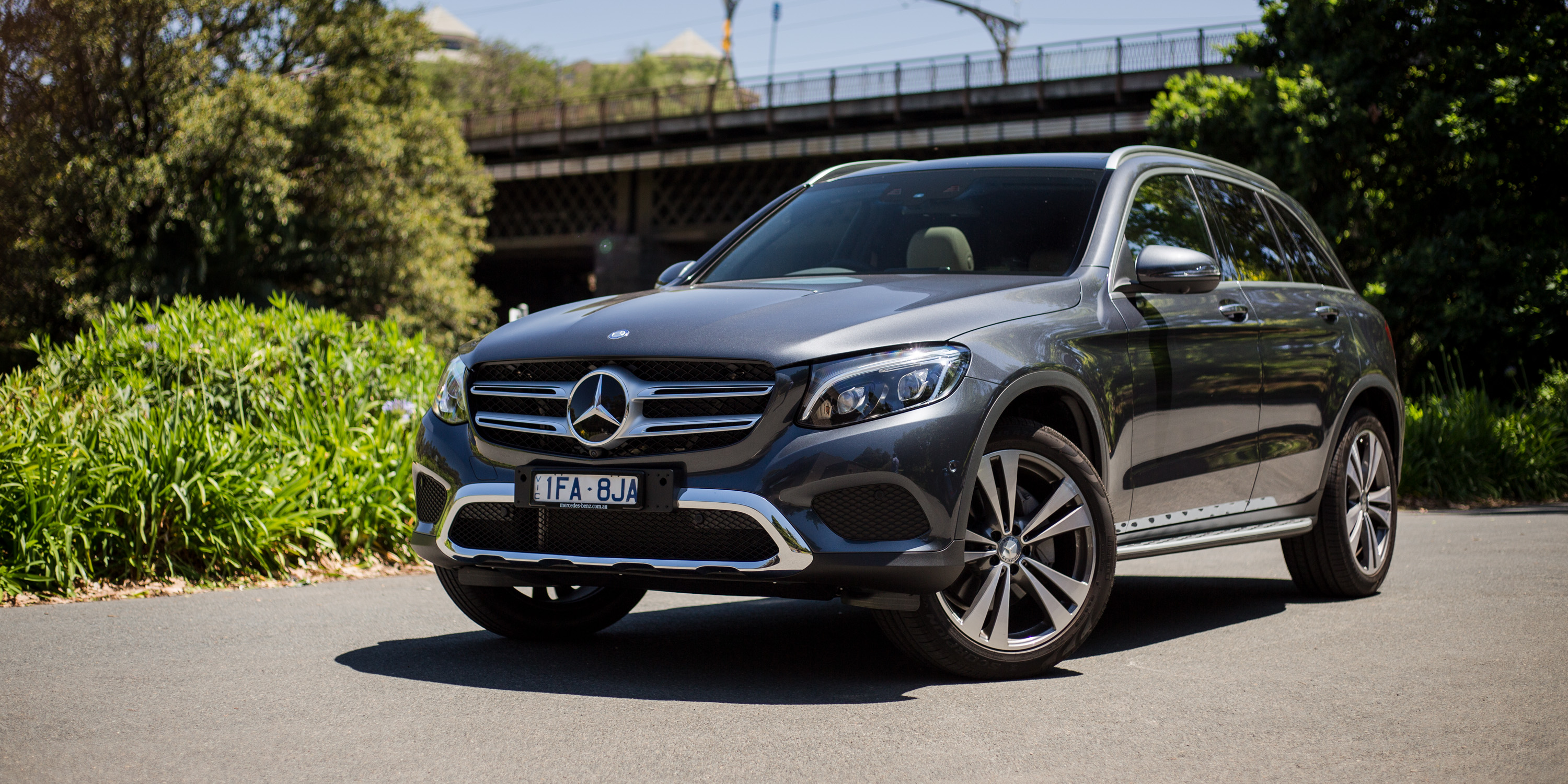 2016 mercedes benz glc review caradvice for Mercedes benz in annapolis