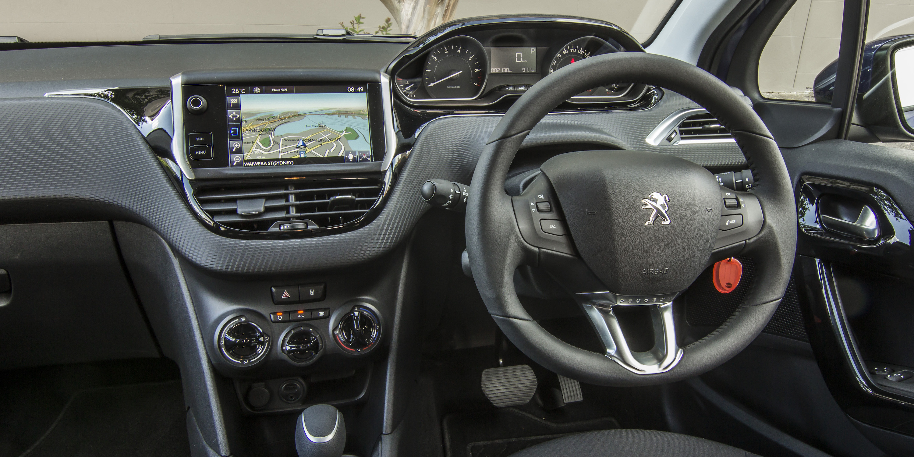 Cx 5 2018 Interior >> 2016 Peugeot 208 Active Review - photos | CarAdvice