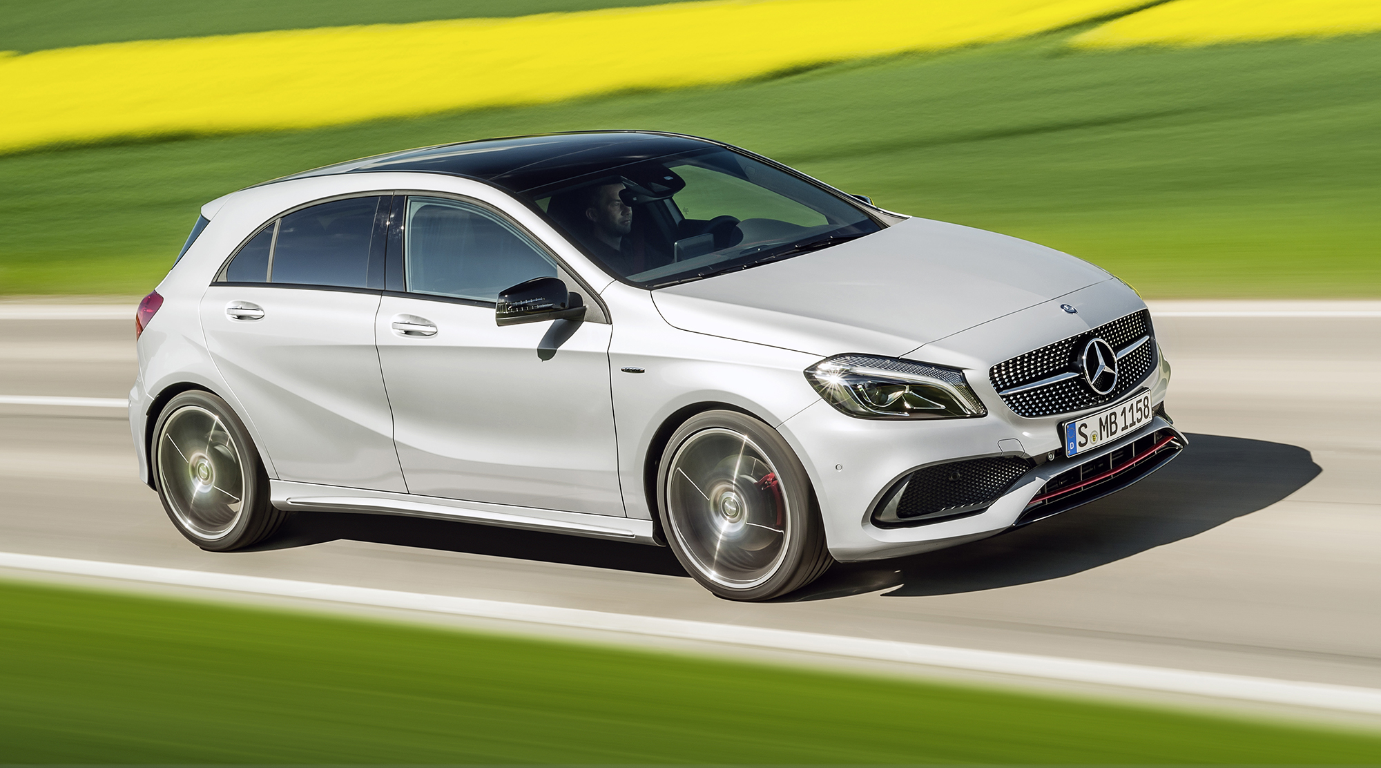 2016 Mercedes Benz A Class Amg A45 Pricing And