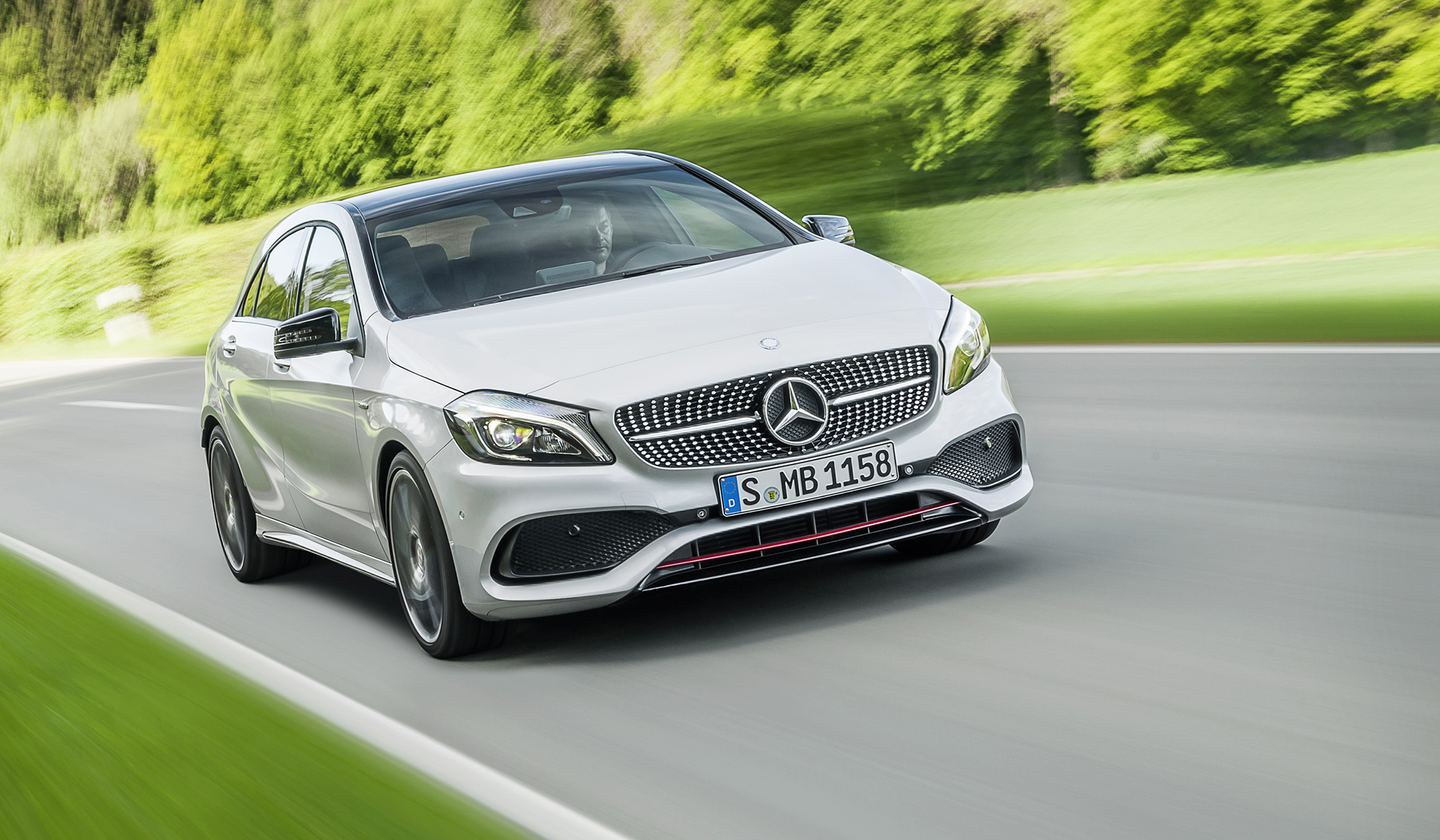 2016 mercedes benz a class amg a45 pricing and for Mercedes benz price