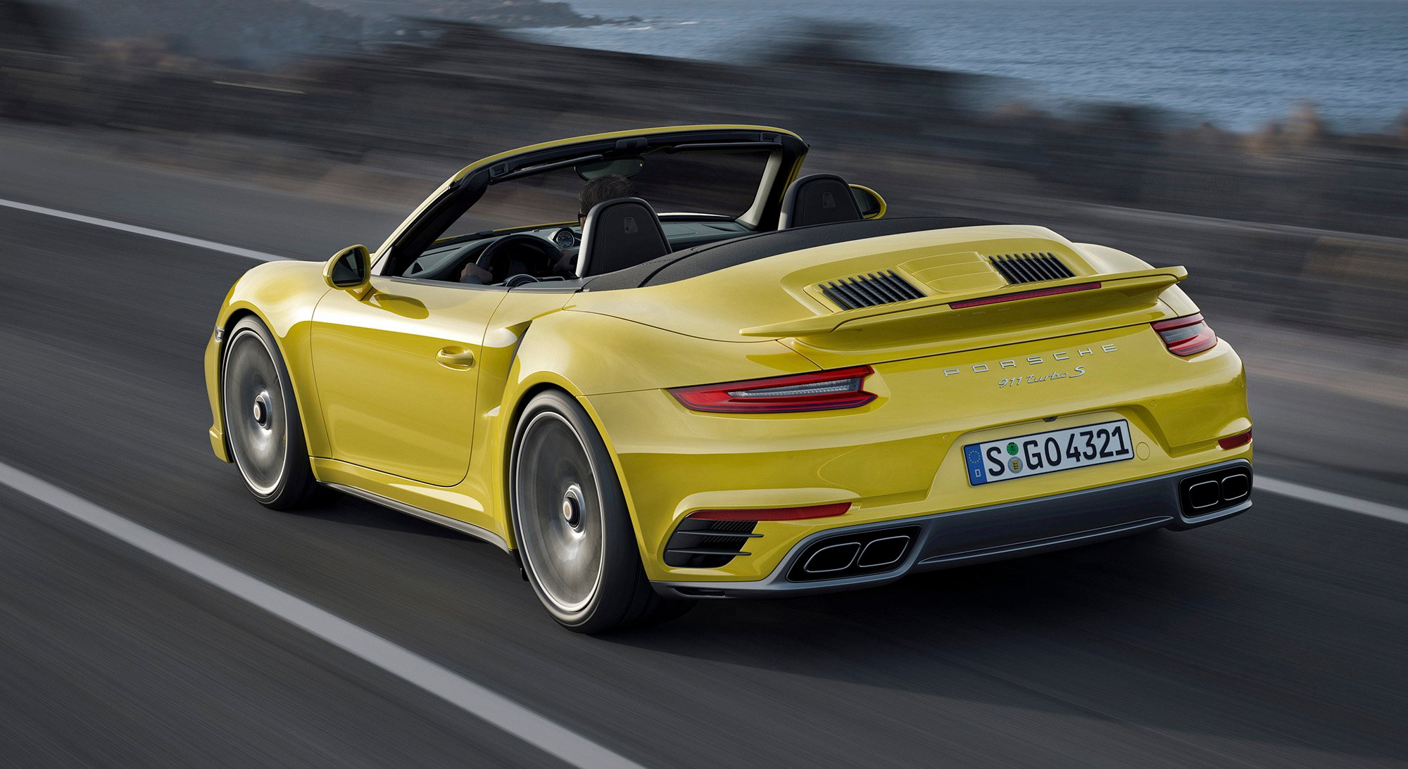 2016 Porsche 911 Turbo And Turbo S Revealed Australian