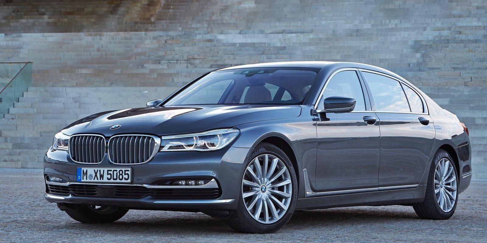 2016 BMW New Cars - Photos