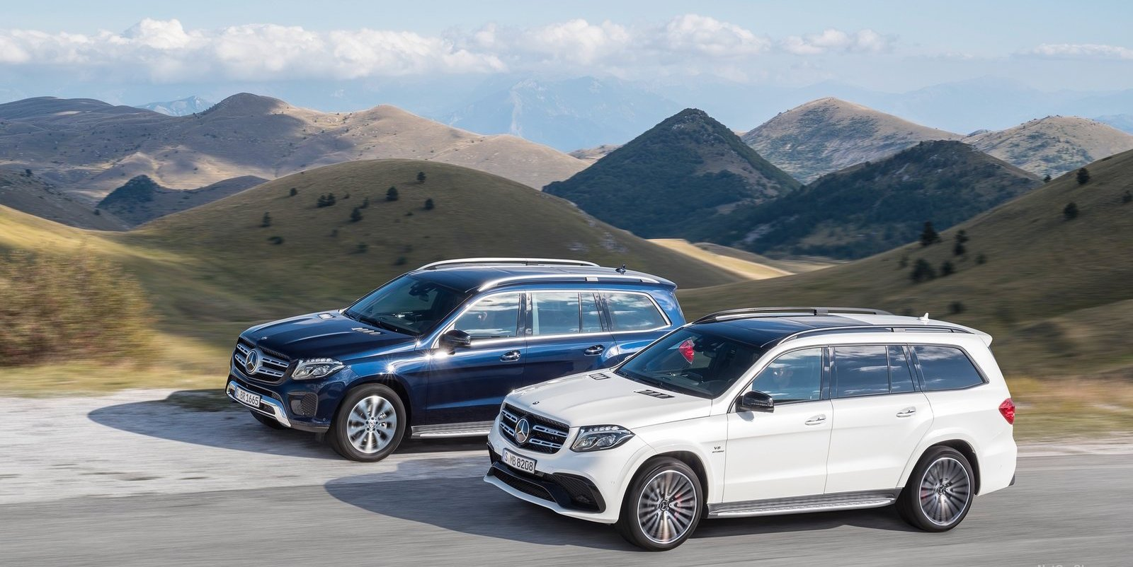 2016 mercedes benz gls pricing and specifications photos ForMercedes Benz Costs