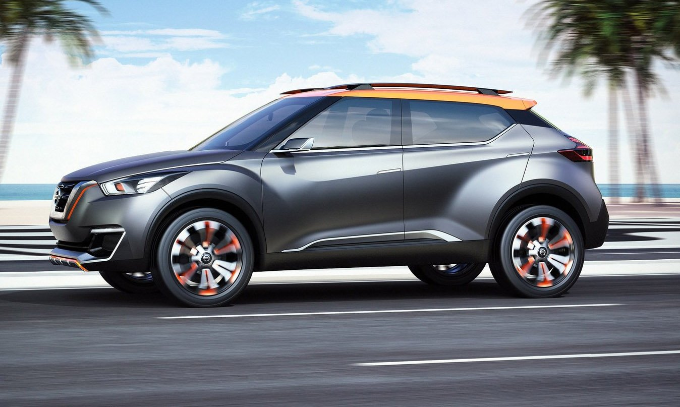 2016 Nissan Kicks Suv Confirmed Global Launch Planned