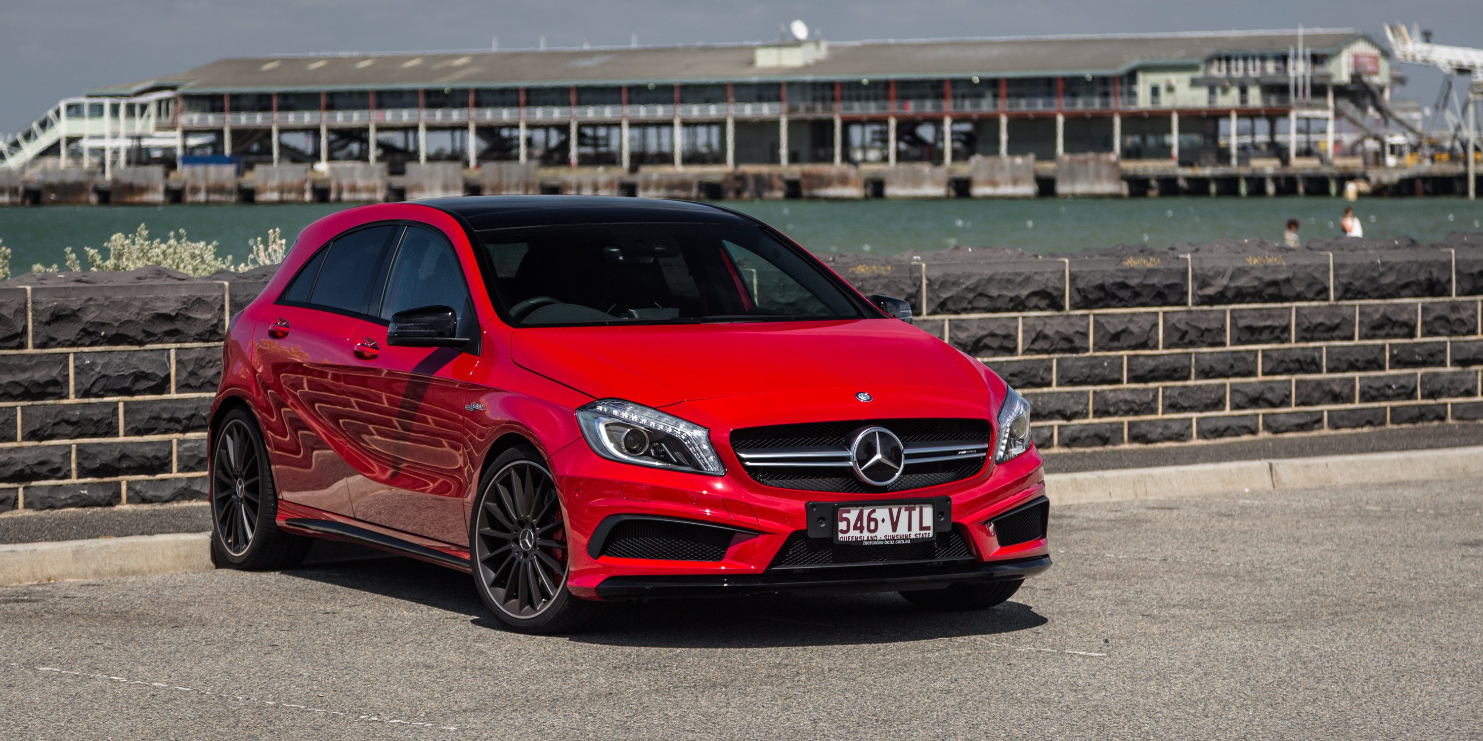 2016 mercedes-amg a45 v 2015 mercedes-benz a45 amg  what has changed