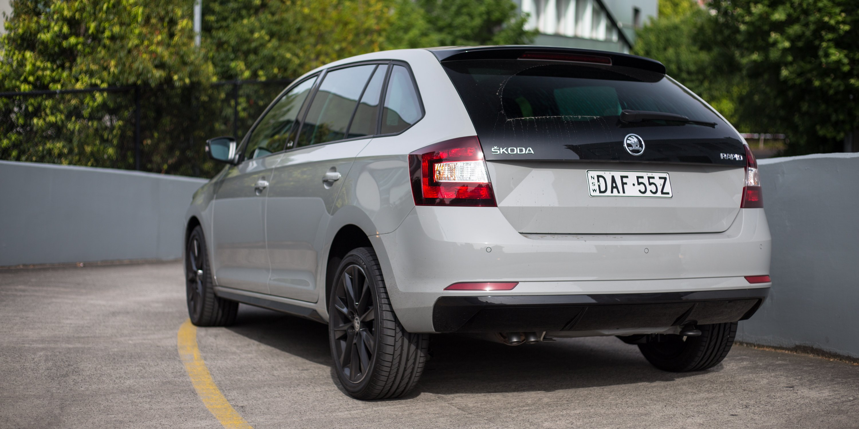 2016 Skoda Rapid Spaceback Monte Carlo Review - photos ...