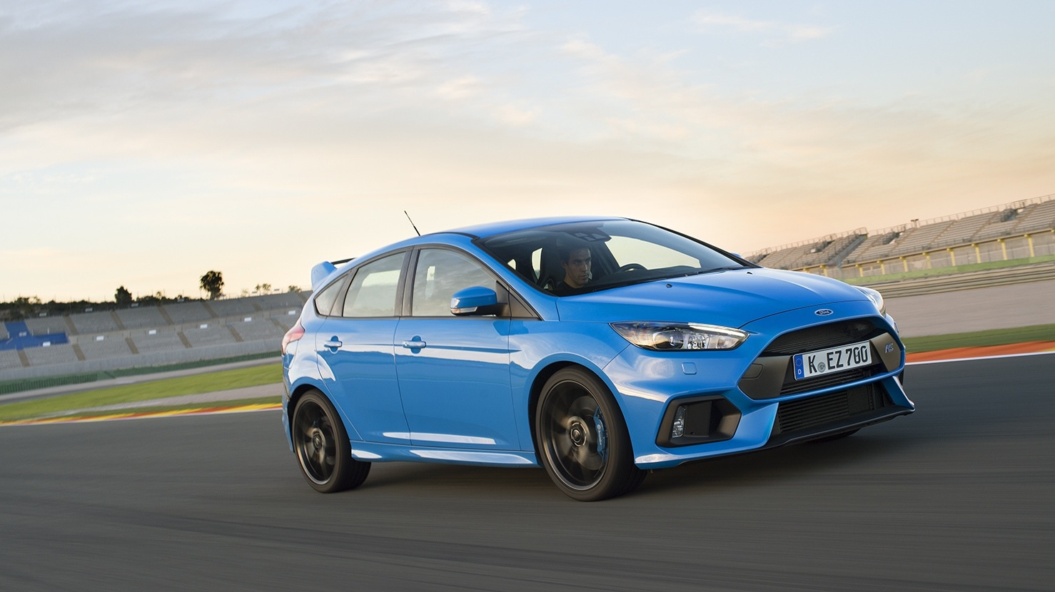 2016 Ford Focus RS Review | CarAdvice