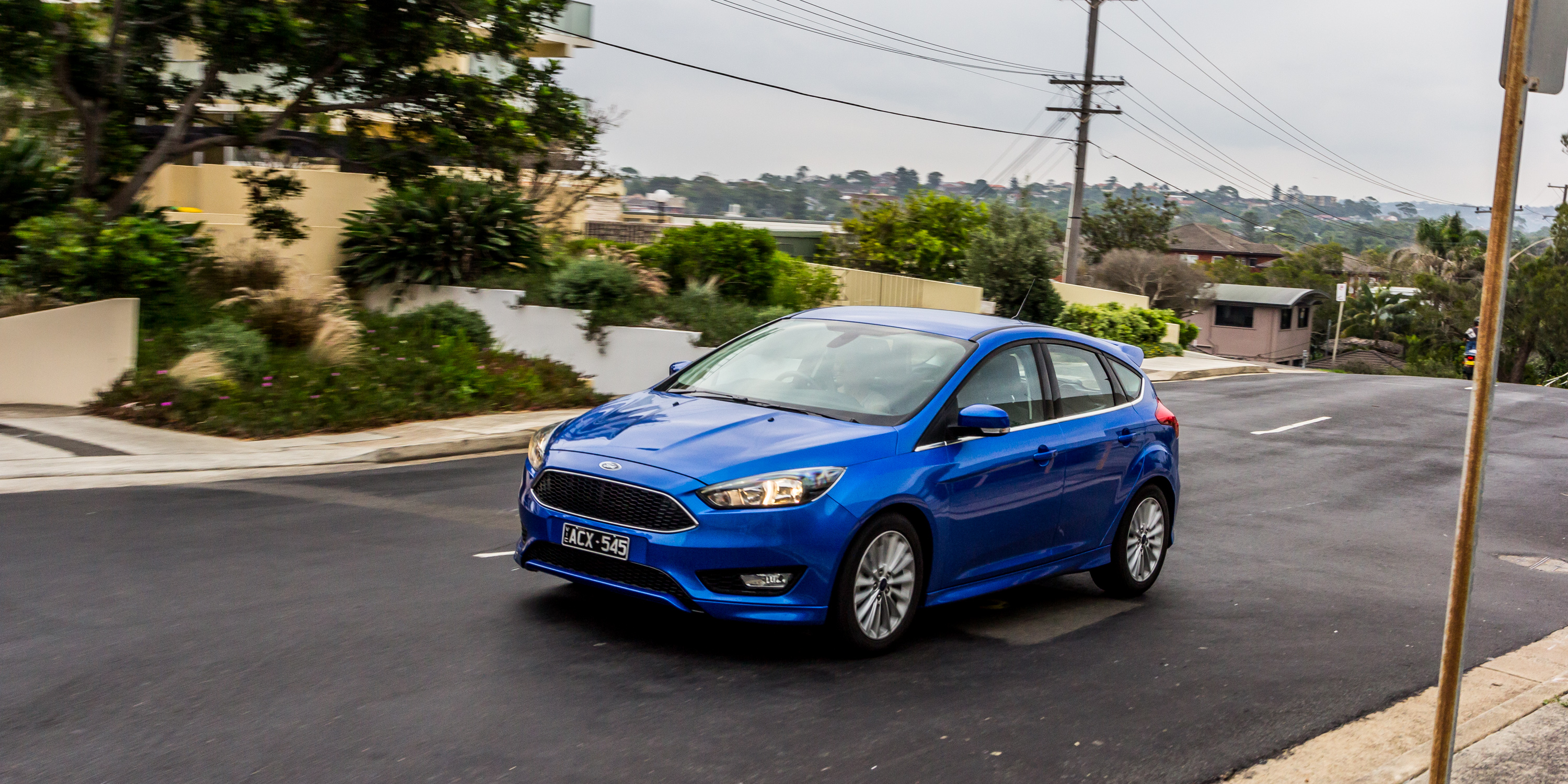 2016 ford focus sport review photos caradvice. Black Bedroom Furniture Sets. Home Design Ideas