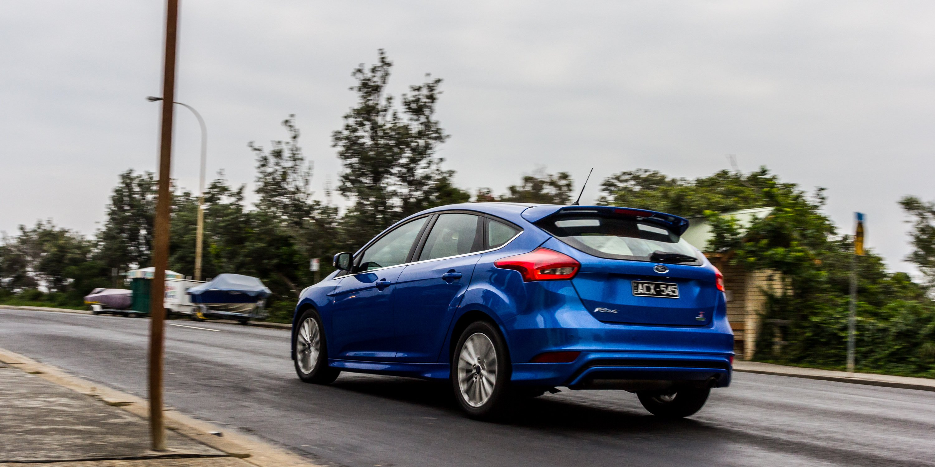 2016 Ford Focus Sport Review Photos Caradvice
