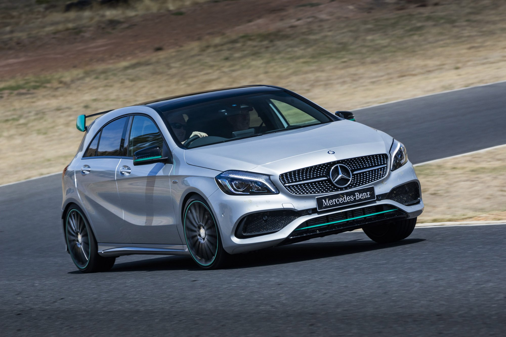 2016 mercedes benz a class review photos caradvice for Mercedes benz ratings reviews