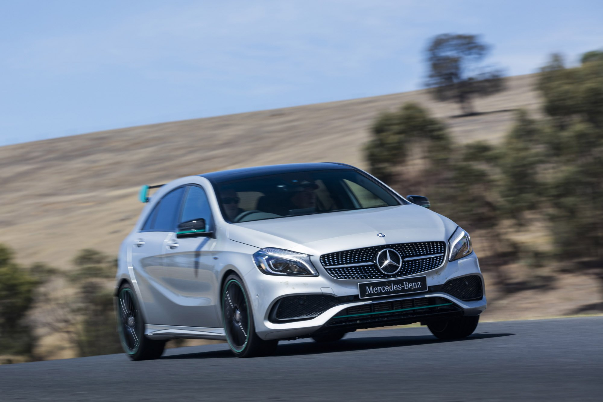 2016 mercedes benz a class review photos caradvice for Mercedes benz amg 6 3